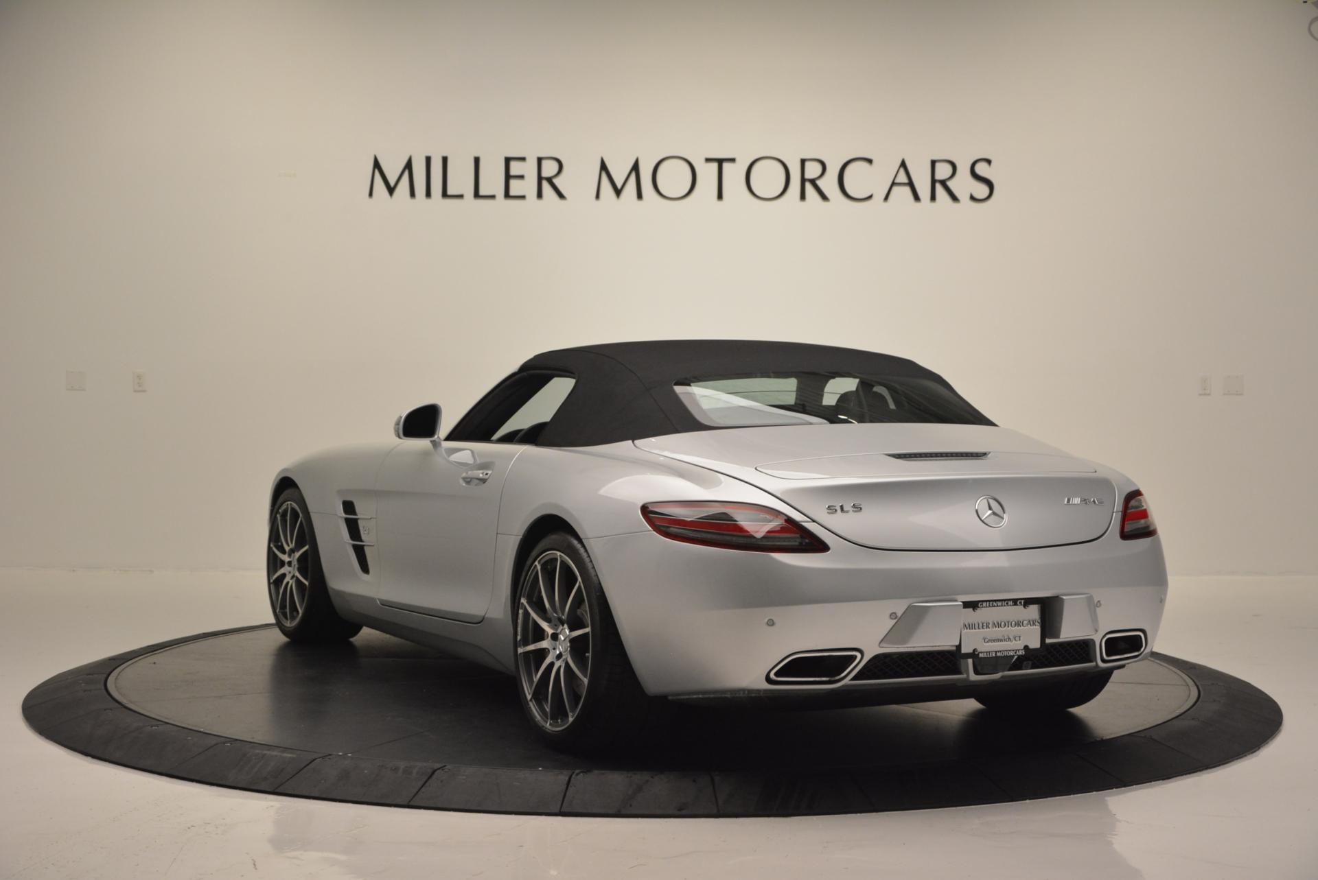 Used 2012 Mercedes Benz SLS AMG  For Sale In Greenwich, CT 517_p16
