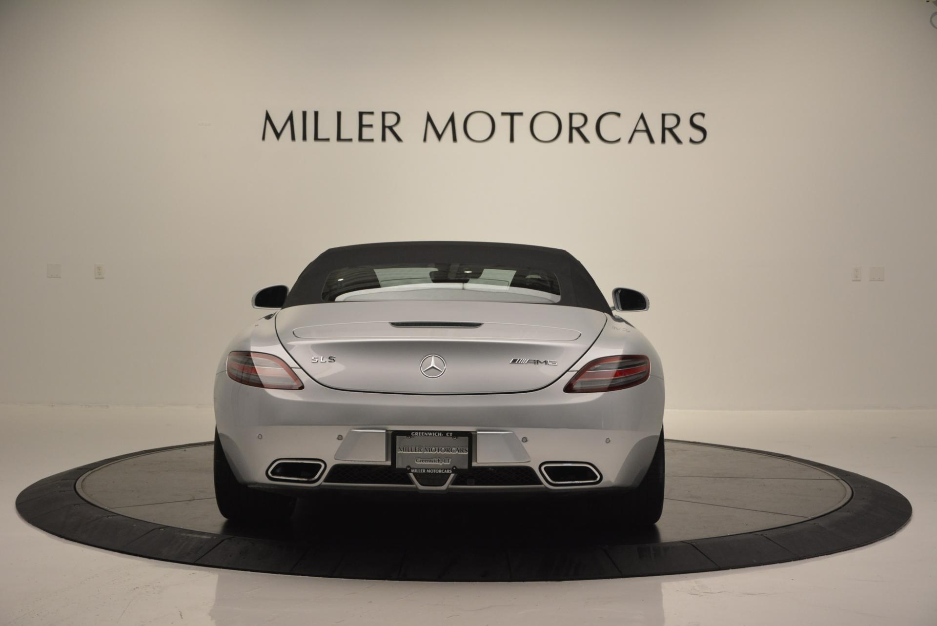 Used 2012 Mercedes Benz SLS AMG  For Sale In Greenwich, CT 517_p18