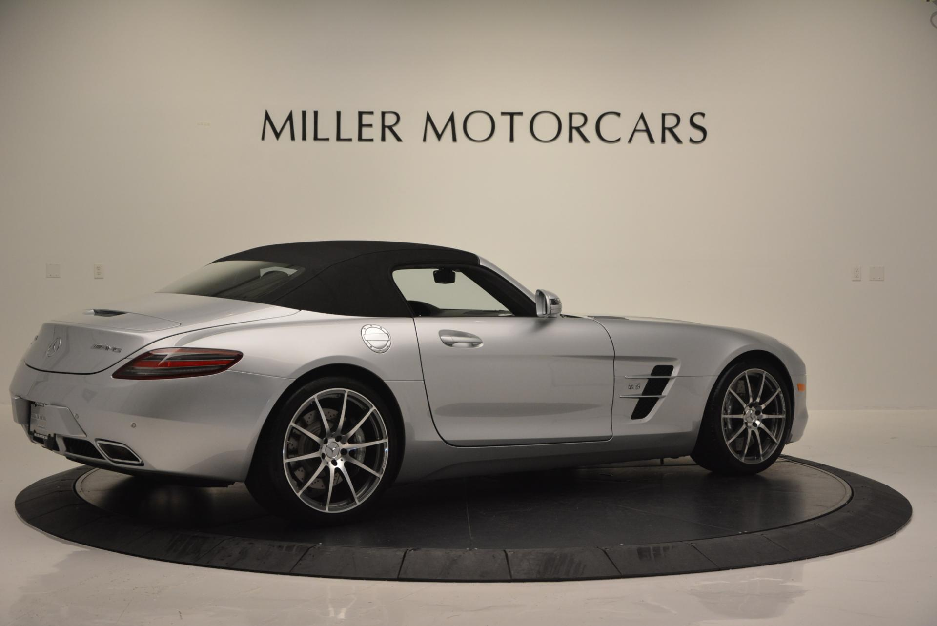 Used 2012 Mercedes Benz SLS AMG  For Sale In Greenwich, CT 517_p20