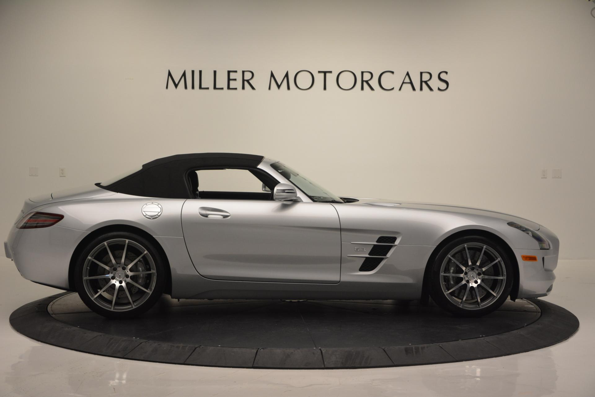 Used 2012 Mercedes Benz SLS AMG  For Sale In Greenwich, CT 517_p21
