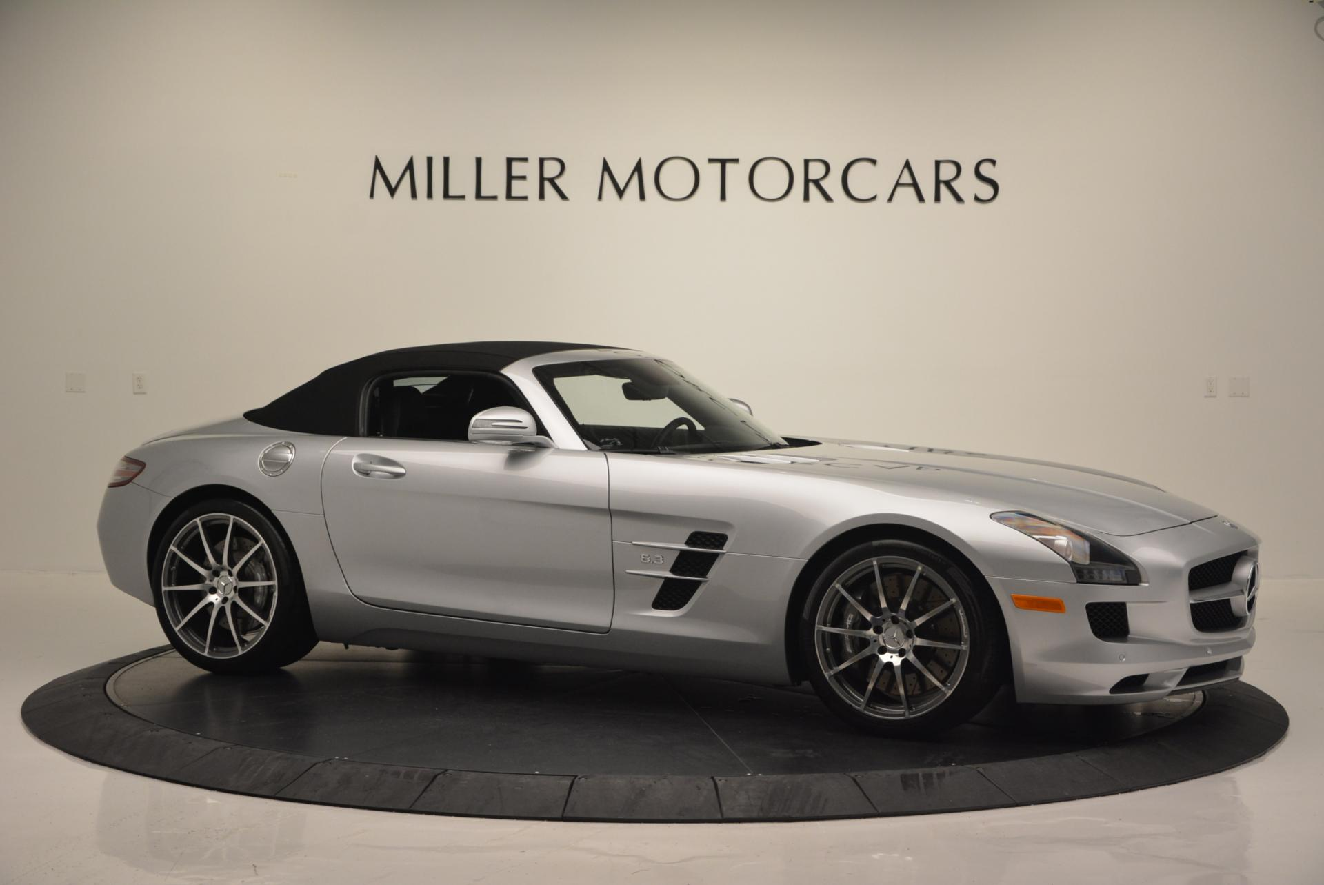 Used 2012 Mercedes Benz SLS AMG  For Sale In Greenwich, CT 517_p22