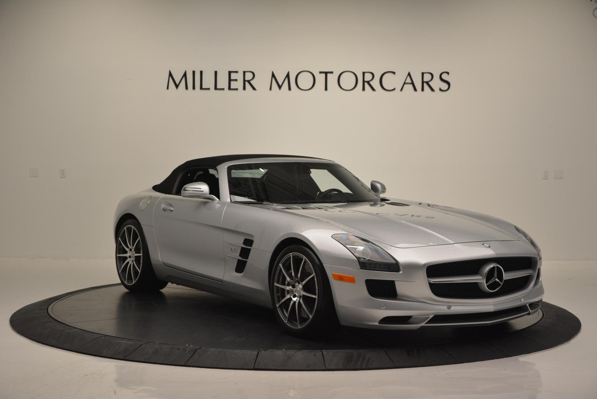 Used 2012 Mercedes Benz SLS AMG  For Sale In Greenwich, CT 517_p23