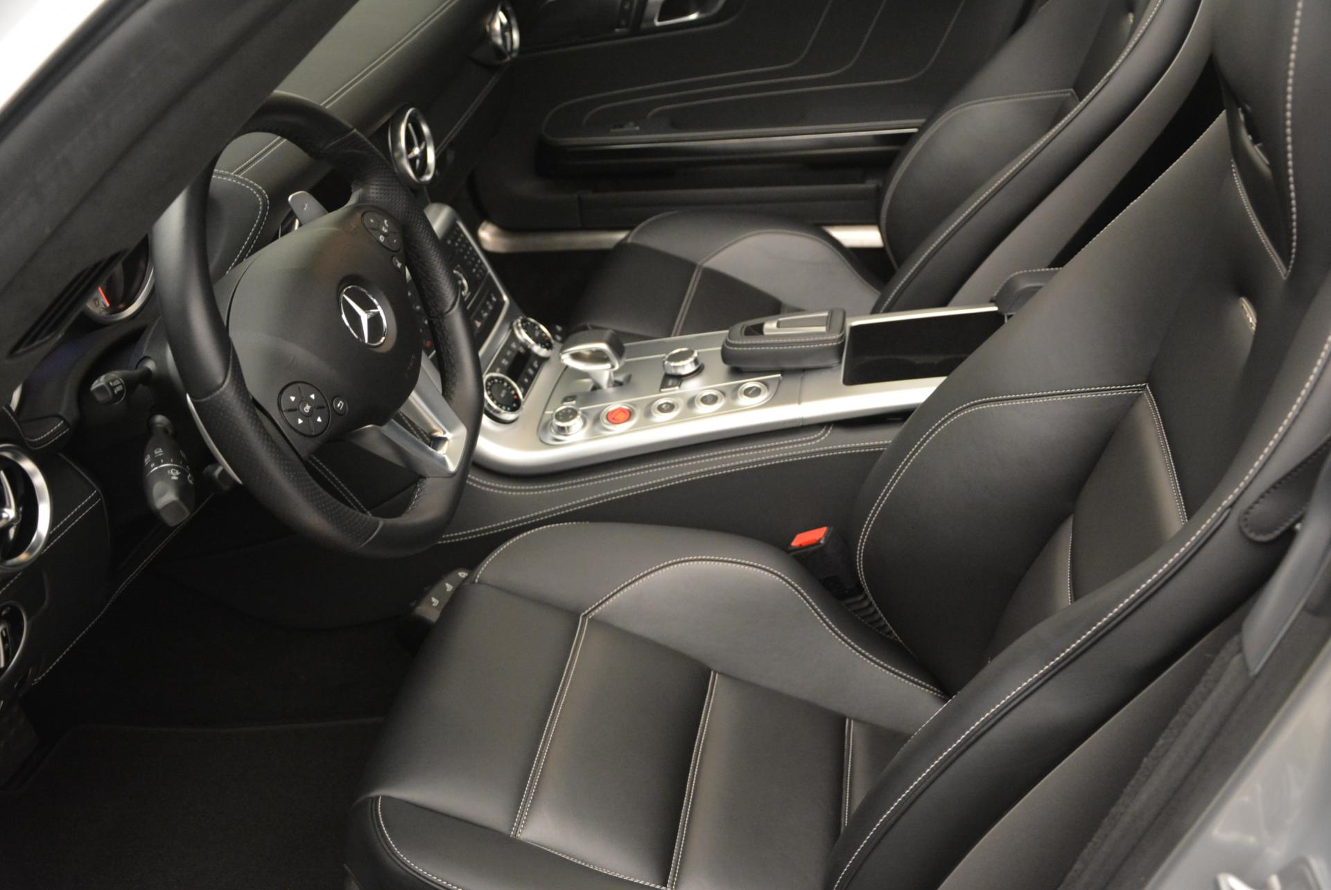 Used 2012 Mercedes Benz SLS AMG  For Sale In Greenwich, CT 517_p25