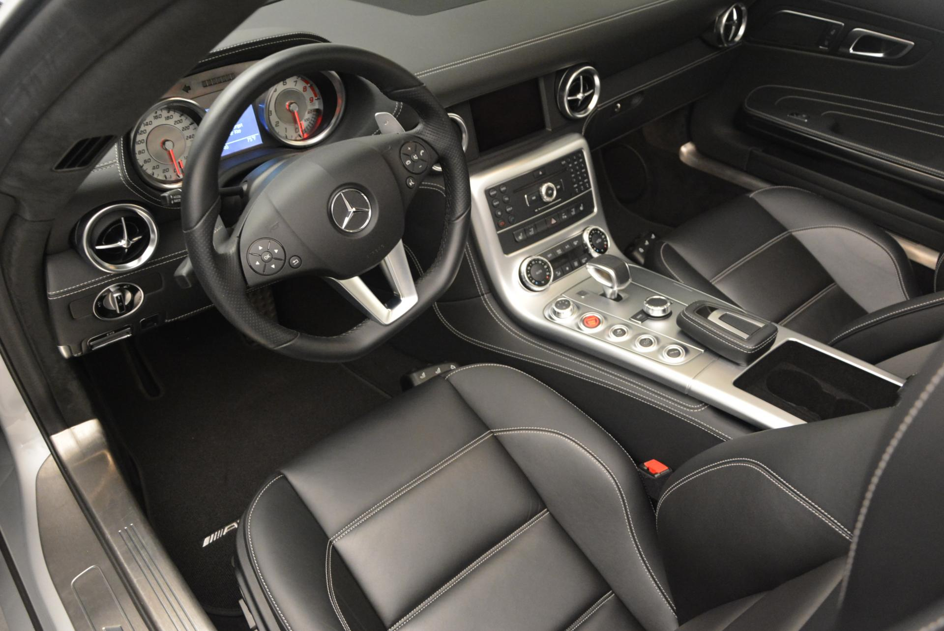 Used 2012 Mercedes Benz SLS AMG  For Sale In Greenwich, CT 517_p26