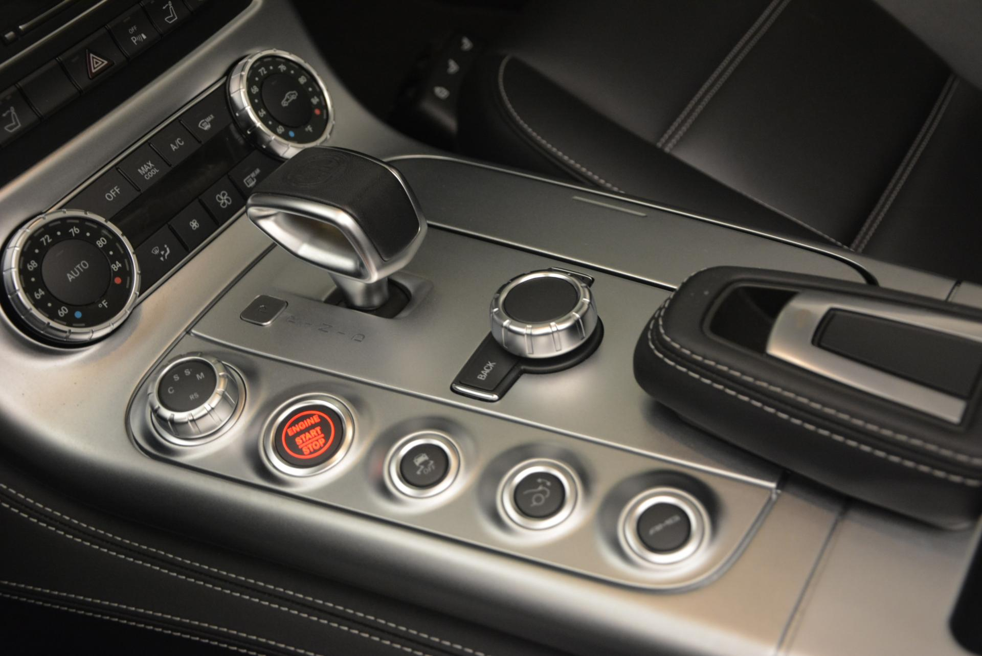 Used 2012 Mercedes Benz SLS AMG  For Sale In Greenwich, CT 517_p29