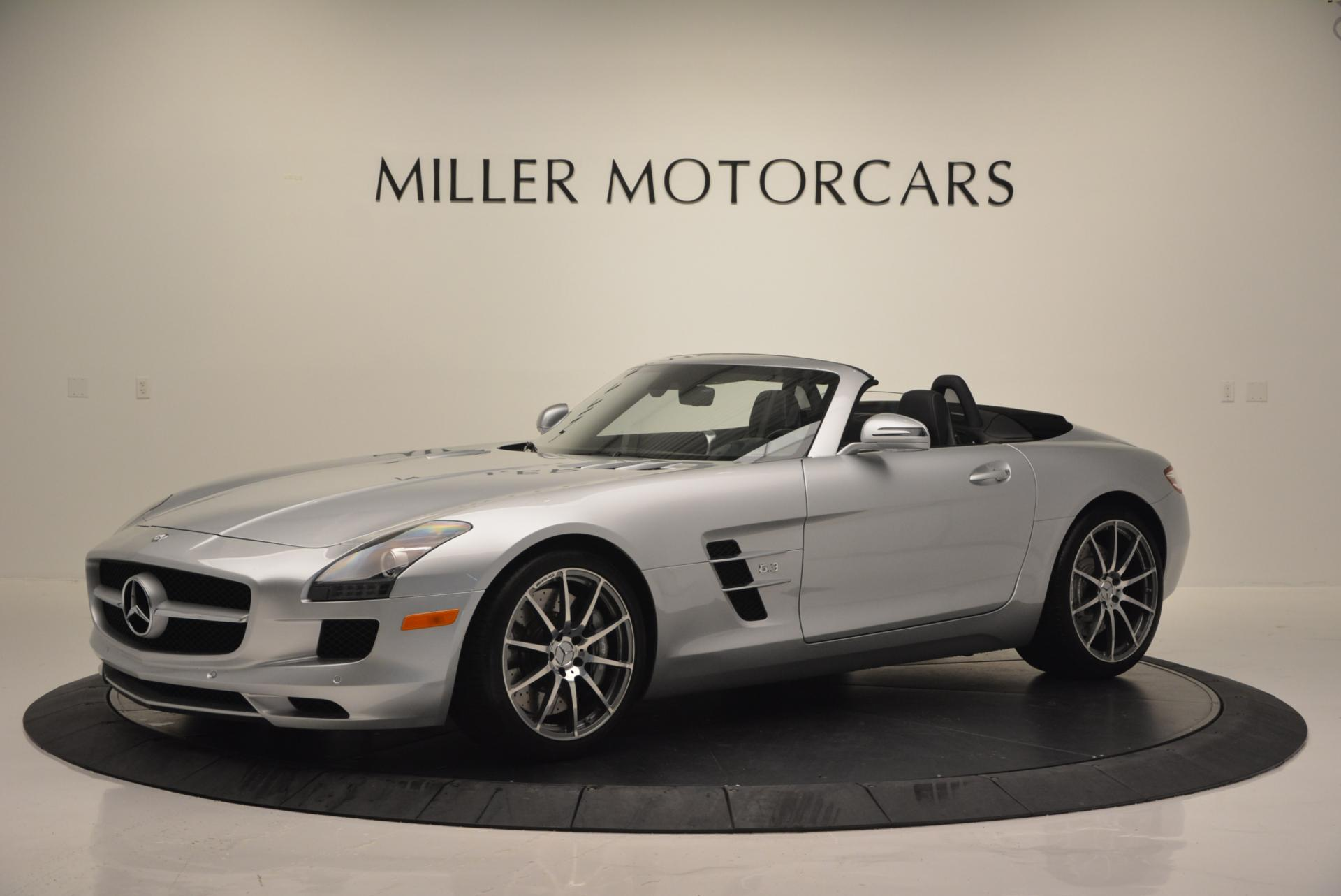 Used 2012 Mercedes Benz SLS AMG  For Sale In Greenwich, CT 517_p2
