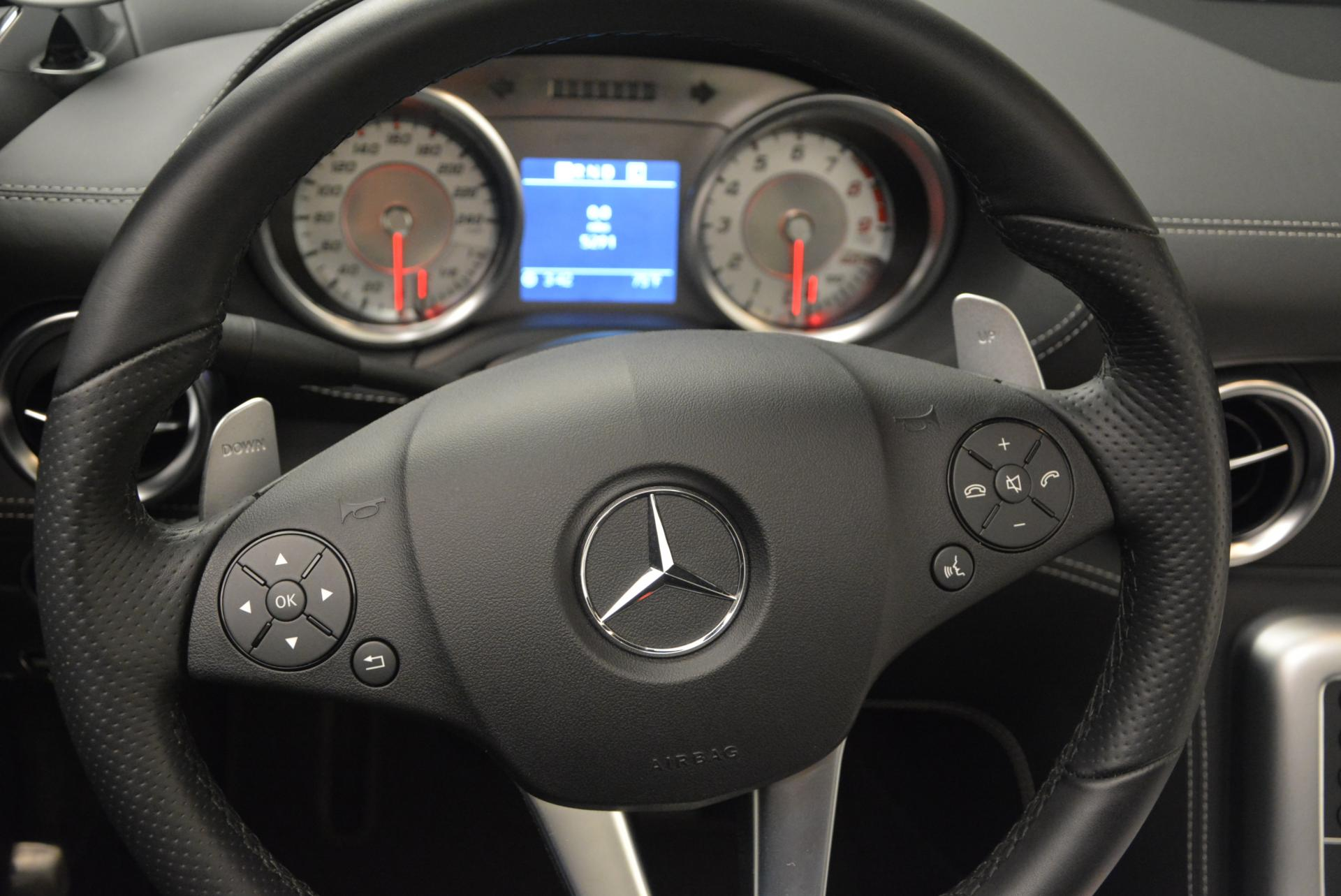 Used 2012 Mercedes Benz SLS AMG  For Sale In Greenwich, CT 517_p33