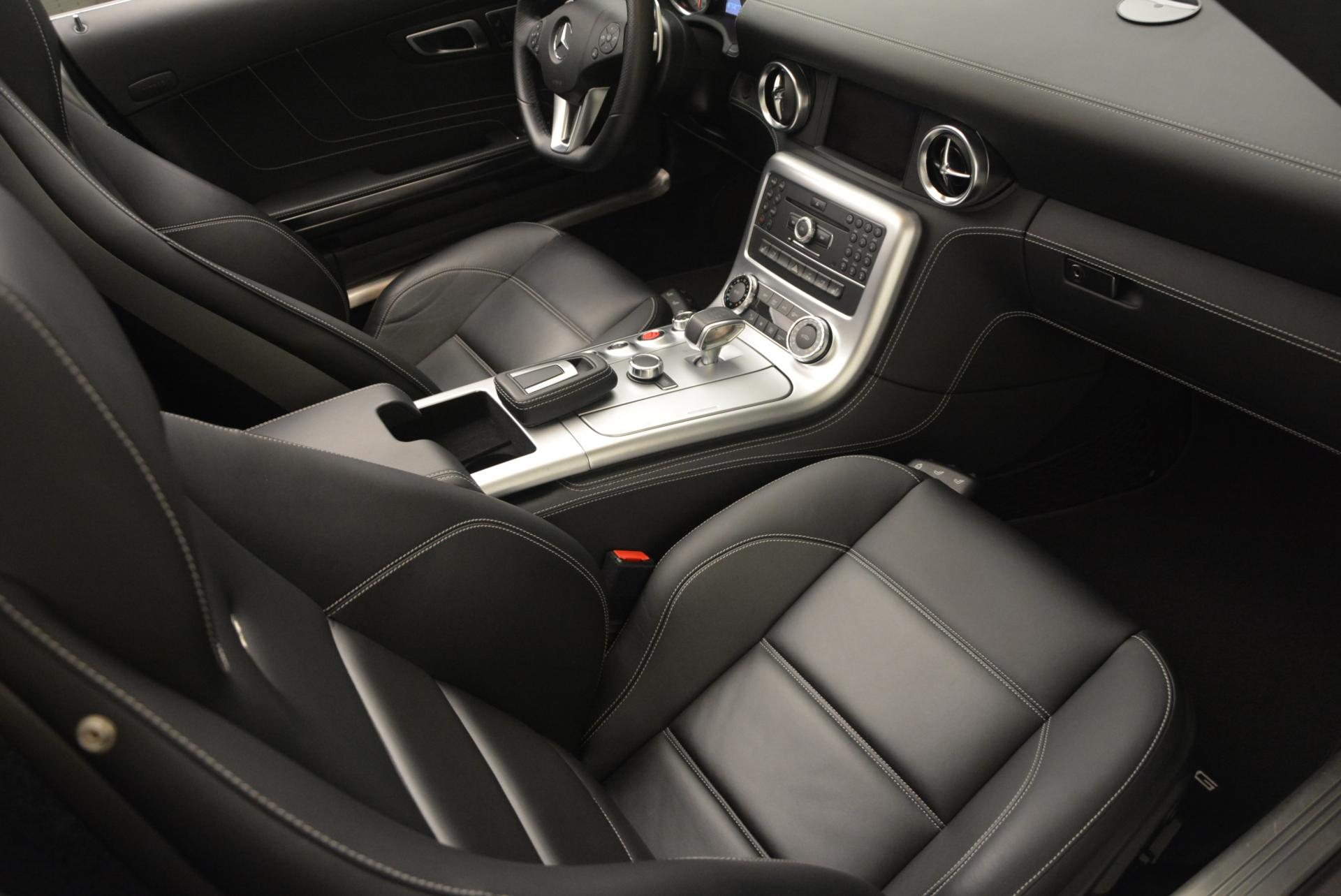 Used 2012 Mercedes Benz SLS AMG  For Sale In Greenwich, CT 517_p35