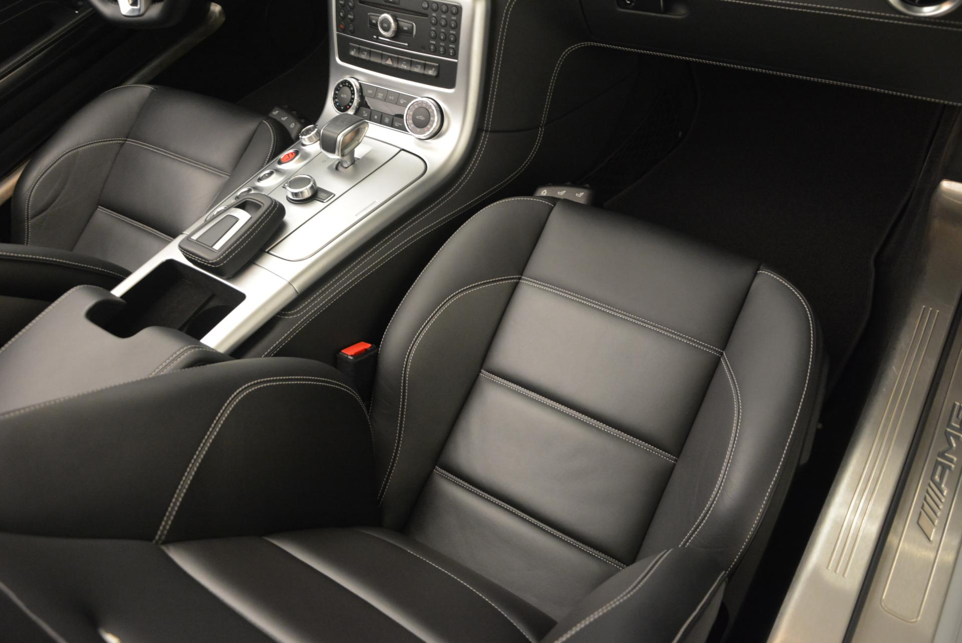 Used 2012 Mercedes Benz SLS AMG  For Sale In Greenwich, CT 517_p36
