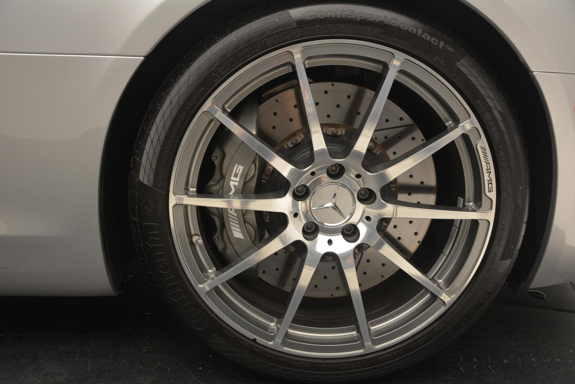 Used 2012 Mercedes Benz SLS AMG  For Sale In Greenwich, CT 517_p42