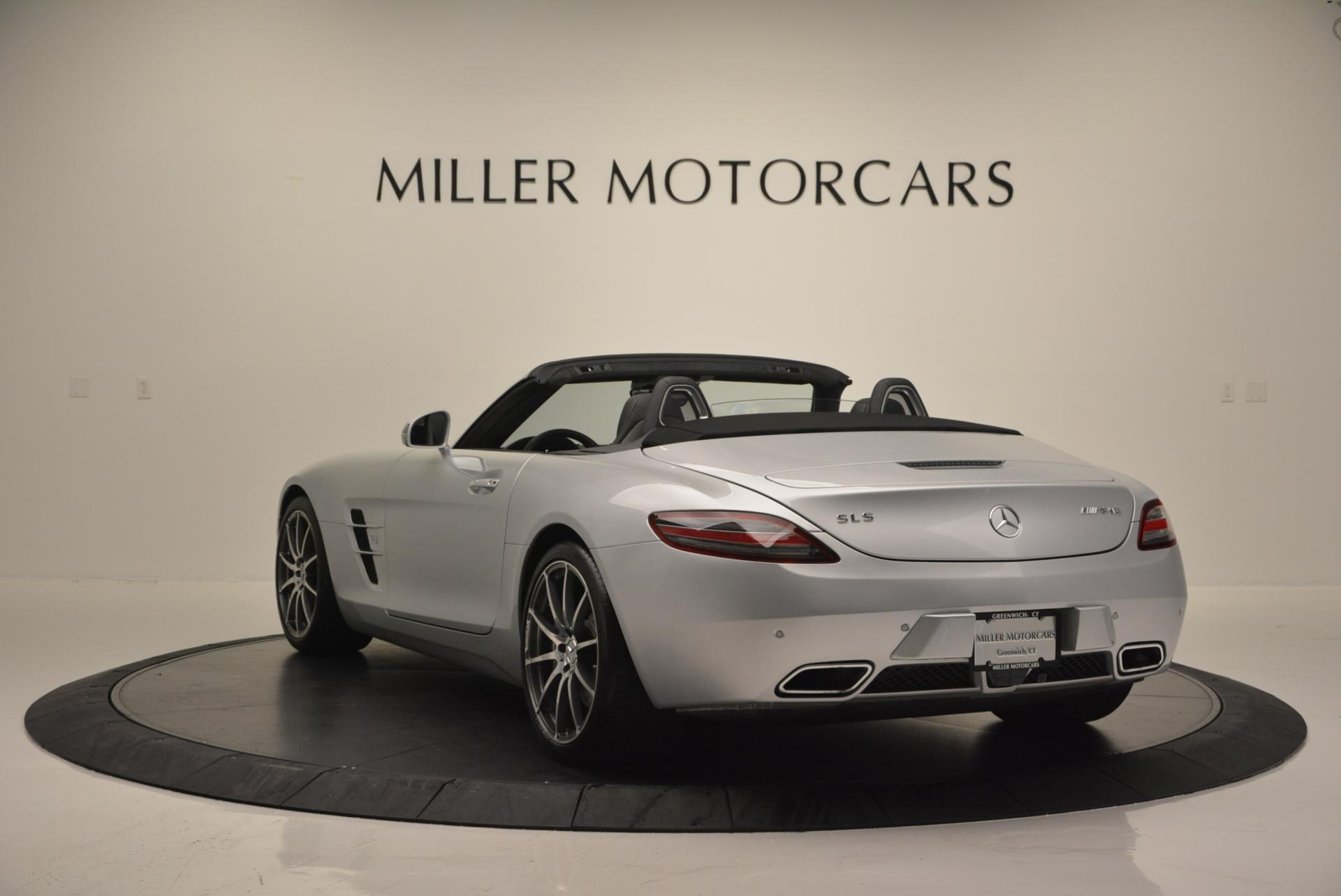 Used 2012 Mercedes Benz SLS AMG  For Sale In Greenwich, CT 517_p5