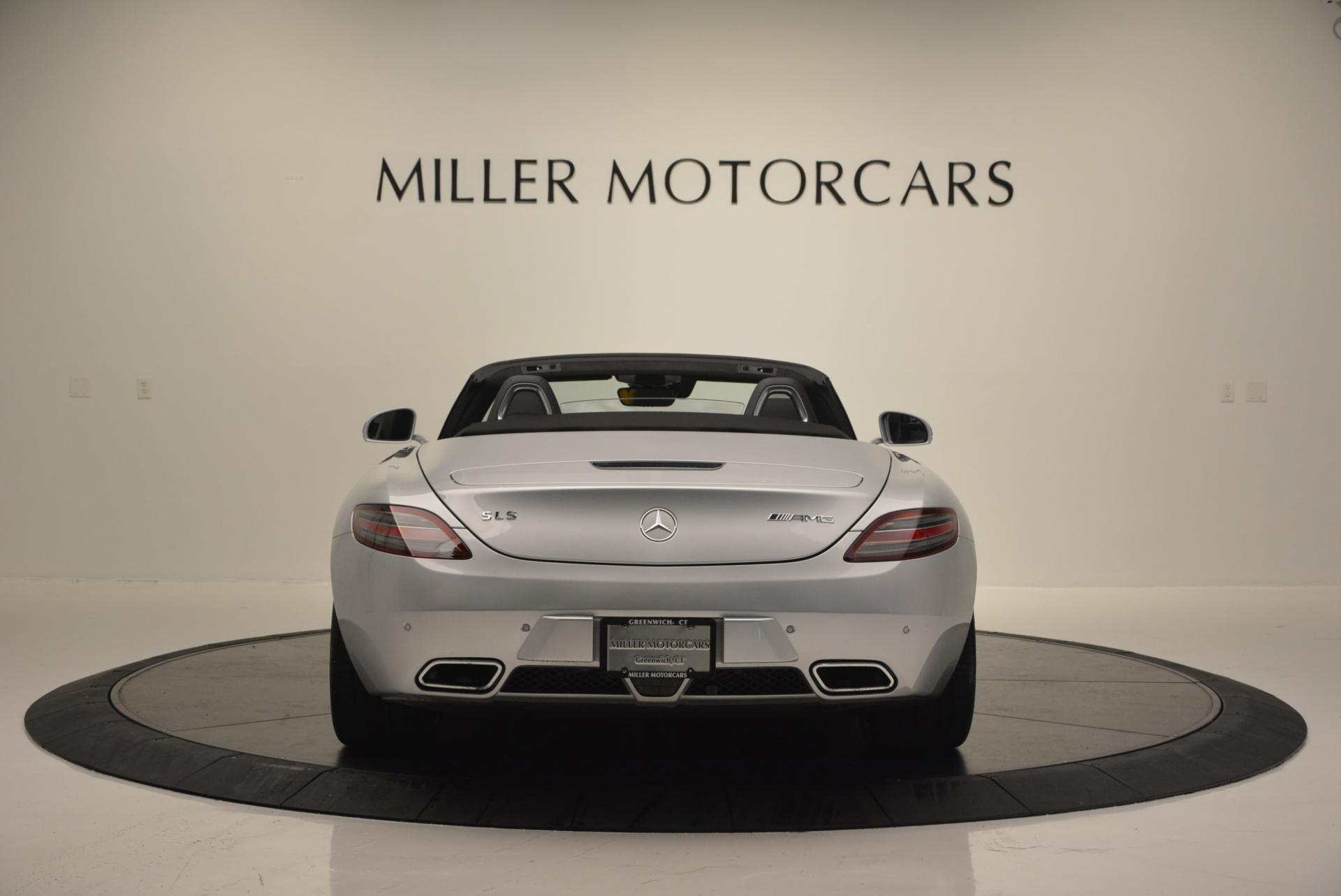 Used 2012 Mercedes Benz SLS AMG  For Sale In Greenwich, CT 517_p6