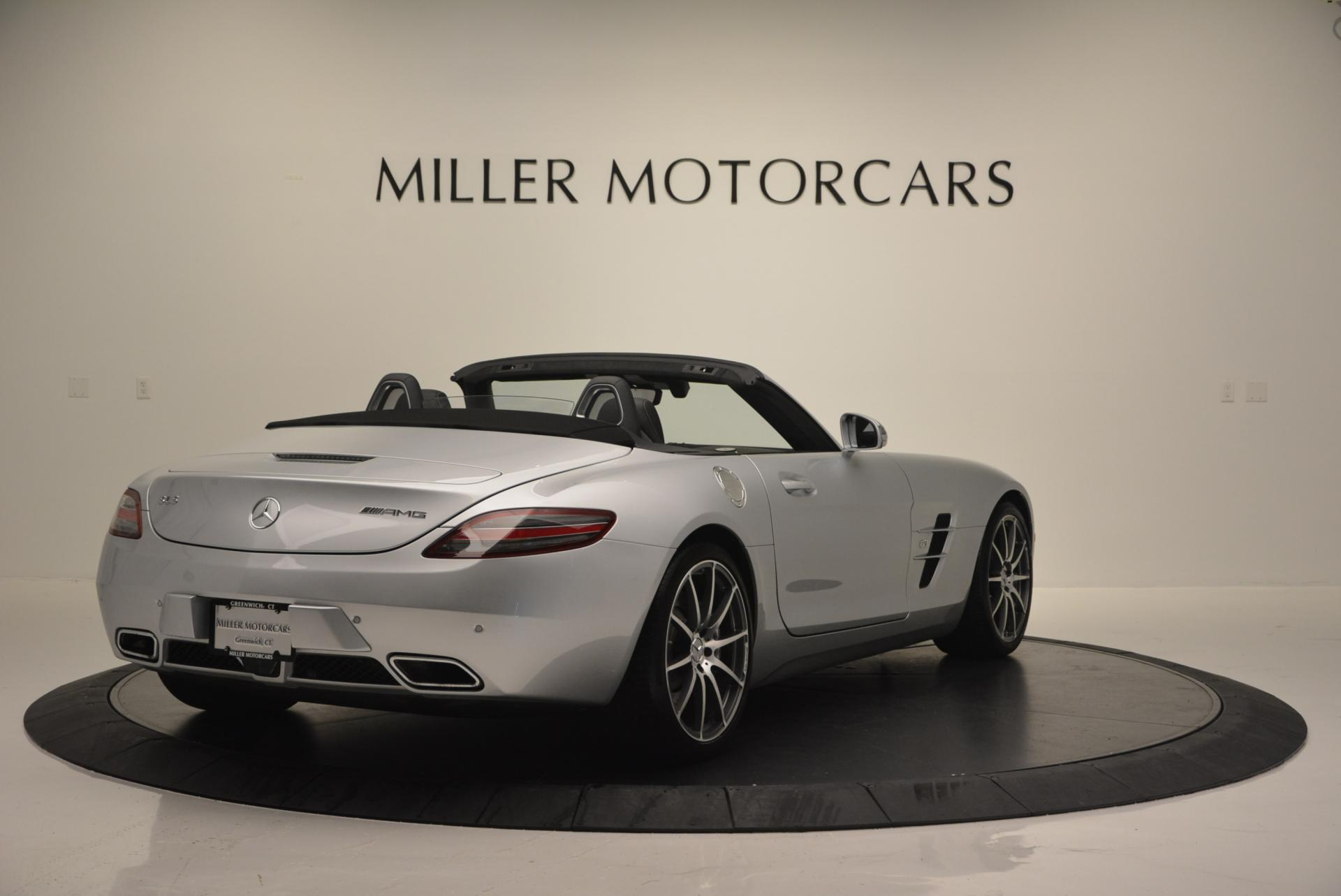 Used 2012 Mercedes Benz SLS AMG  For Sale In Greenwich, CT 517_p7