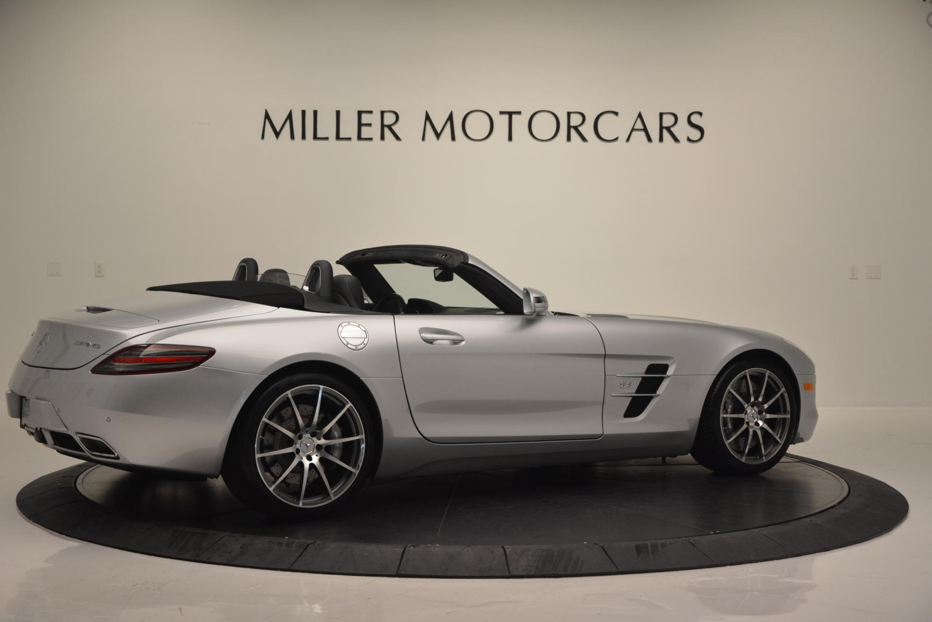 Used 2012 Mercedes Benz SLS AMG  For Sale In Greenwich, CT 517_p8