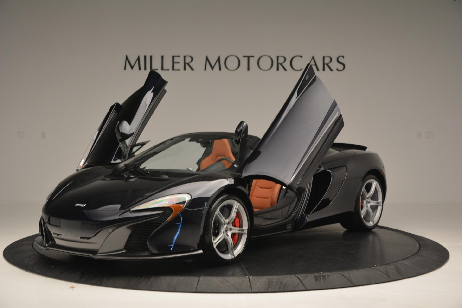 Used 2015 McLaren 650S Spider  For Sale In Greenwich, CT 518_p13