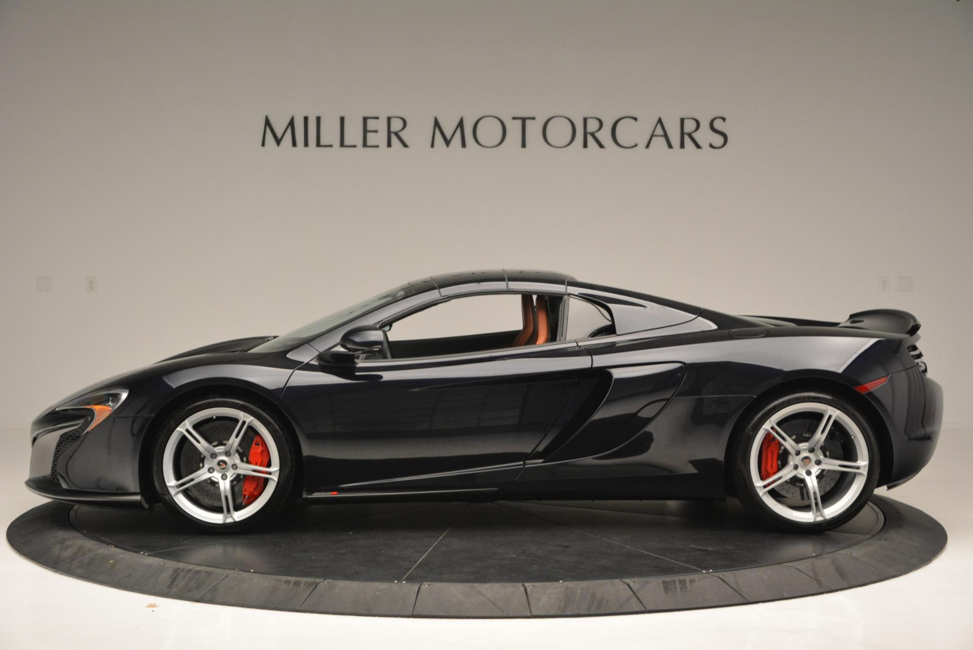 Used 2015 McLaren 650S Spider  For Sale In Greenwich, CT 518_p17