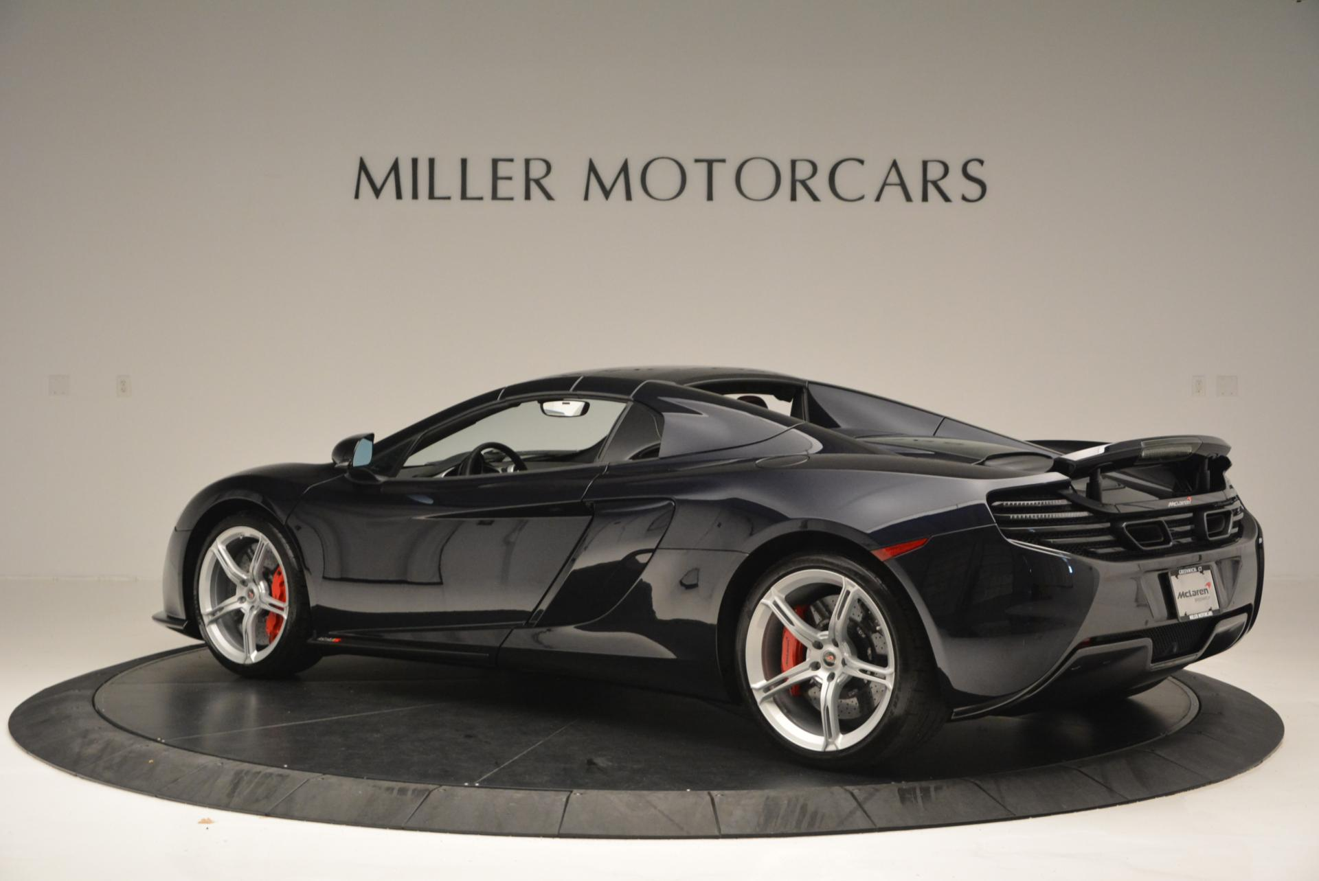 Used 2015 McLaren 650S Spider  For Sale In Greenwich, CT 518_p18