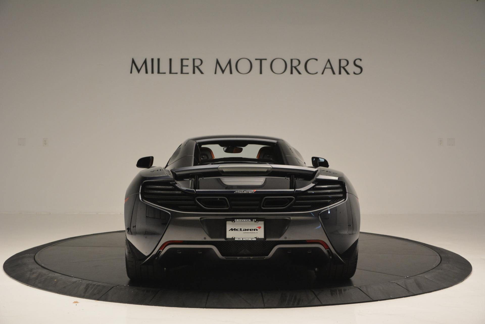 Used 2015 McLaren 650S Spider  For Sale In Greenwich, CT 518_p19