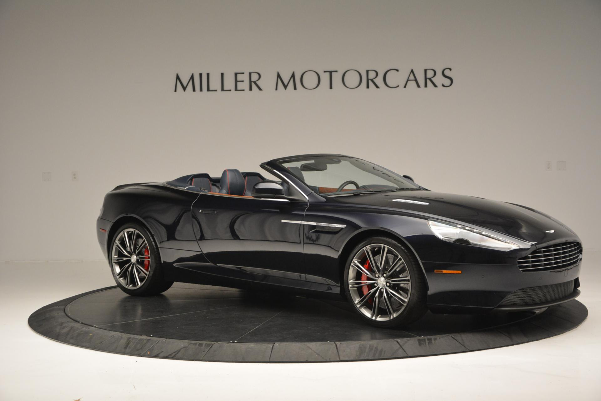 Used 2014 Aston Martin DB9 Volante For Sale In Greenwich, CT 519_p10