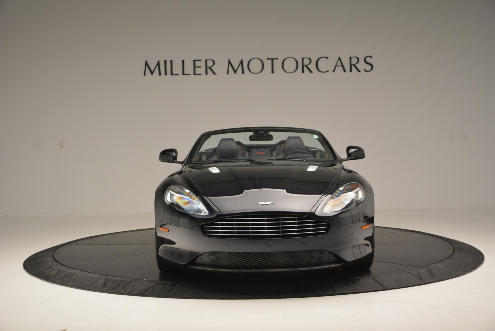 Used 2014 Aston Martin DB9 Volante For Sale In Greenwich, CT 519_p12