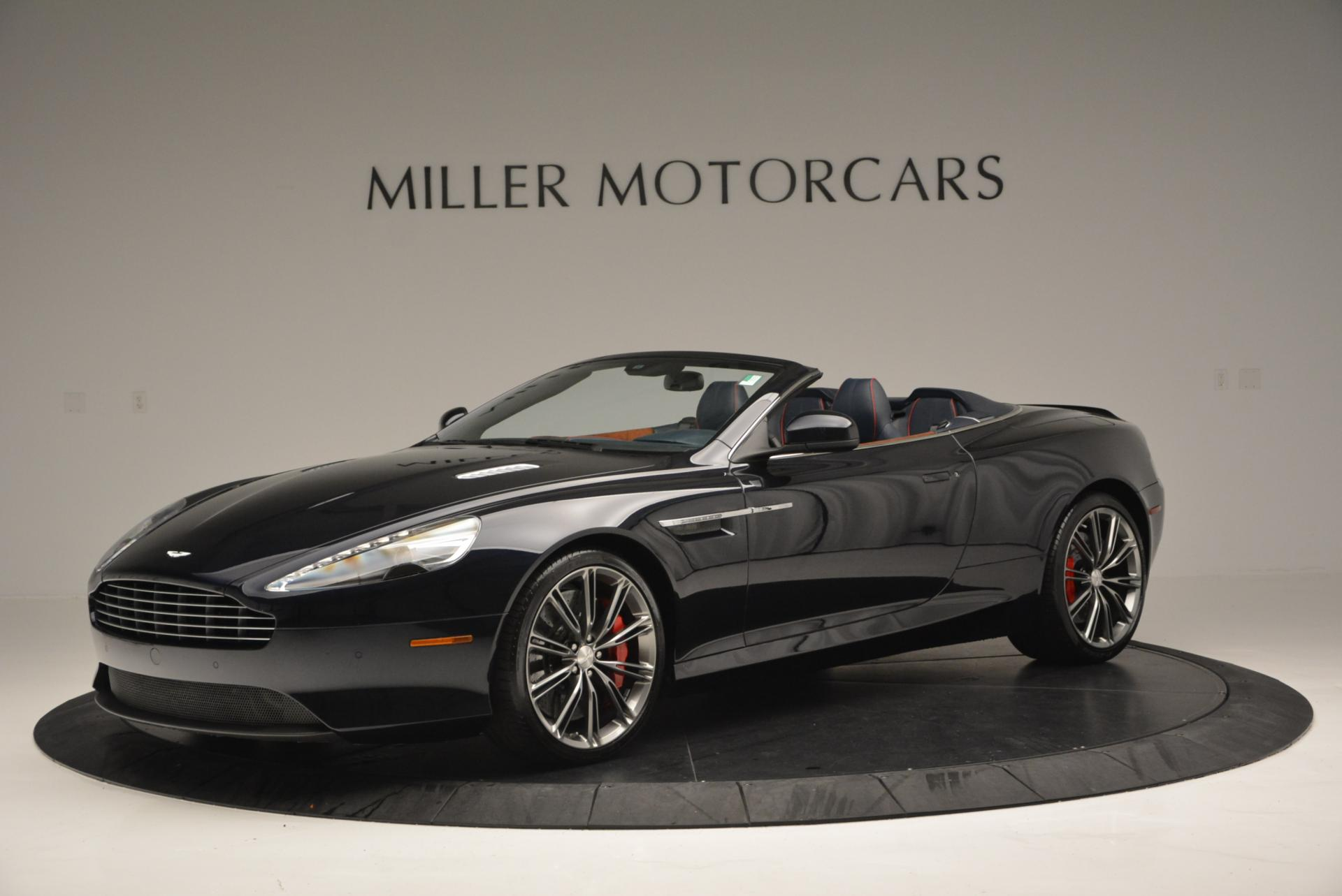 Used 2014 Aston Martin DB9 Volante For Sale In Greenwich, CT 519_p2