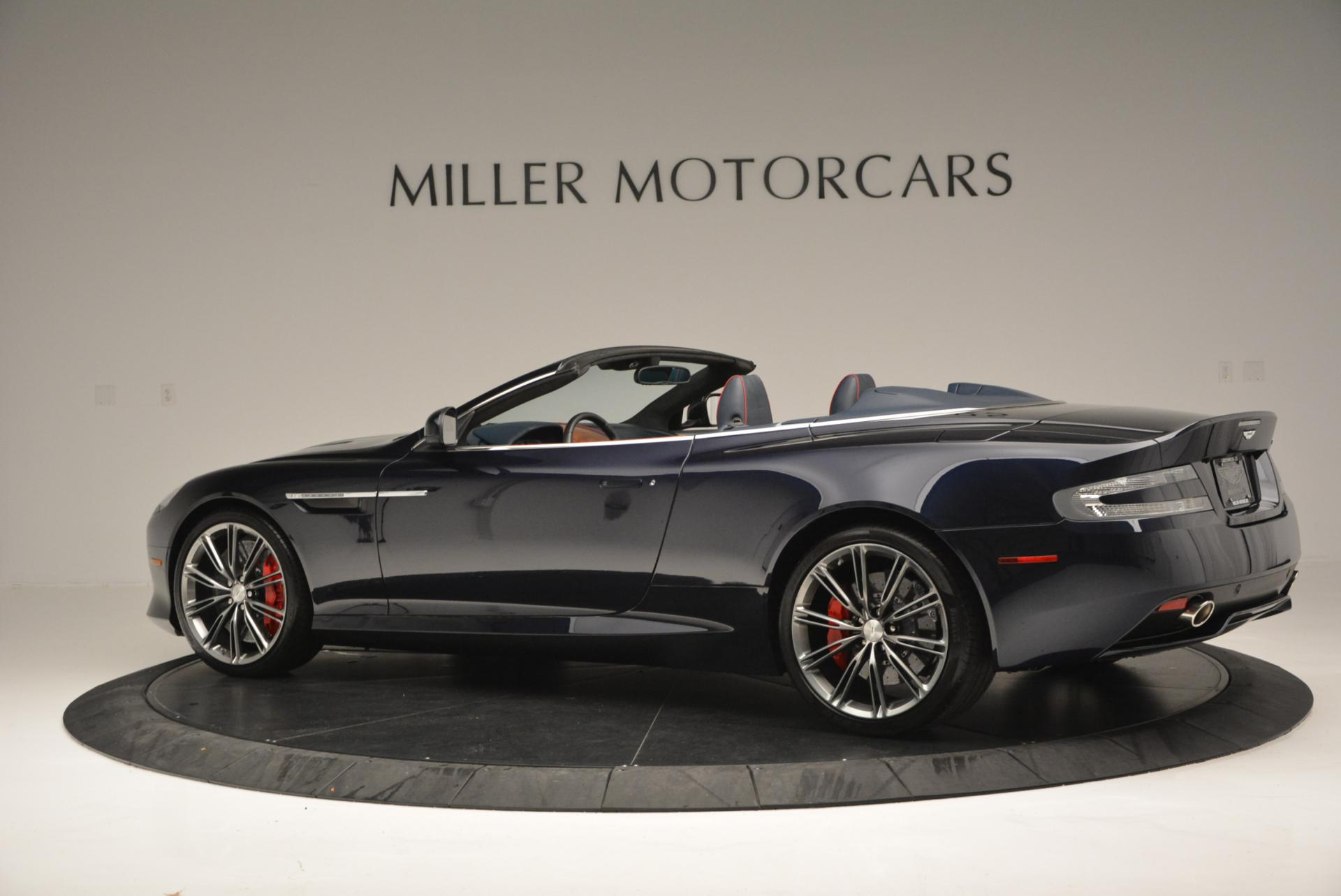 Used 2014 Aston Martin DB9 Volante For Sale In Greenwich, CT 519_p4