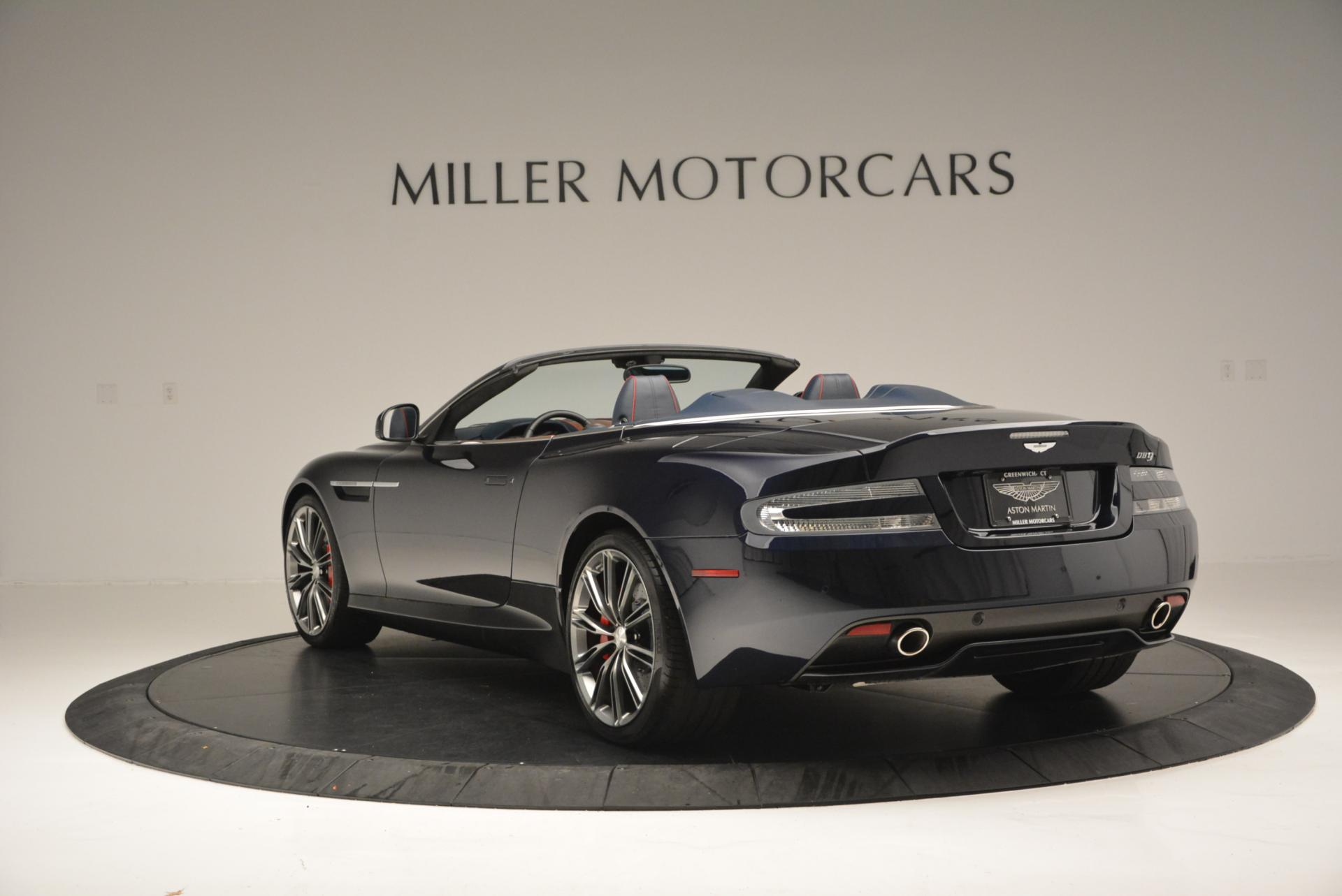 Used 2014 Aston Martin DB9 Volante For Sale In Greenwich, CT 519_p5