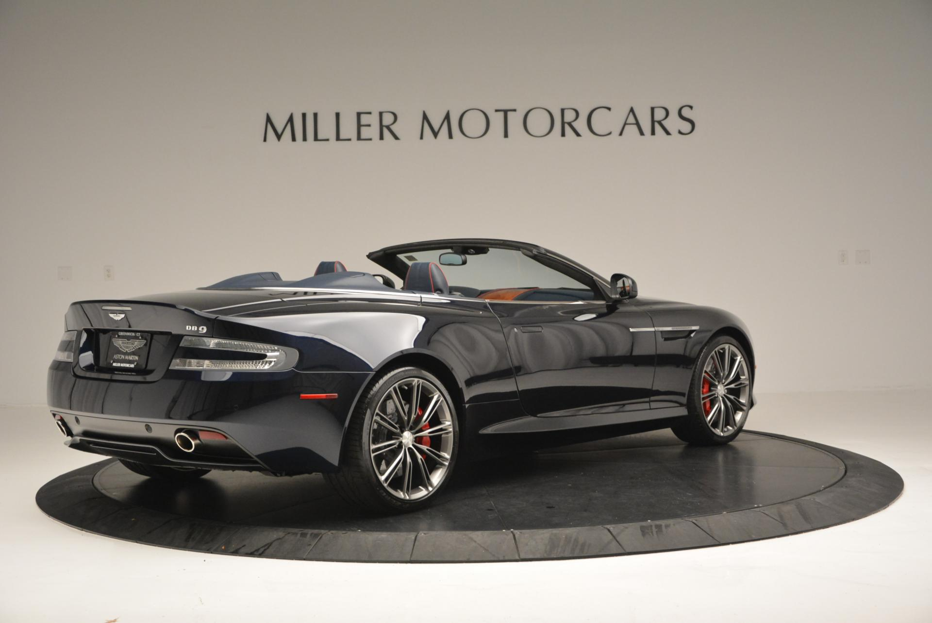 Used 2014 Aston Martin DB9 Volante For Sale In Greenwich, CT 519_p8