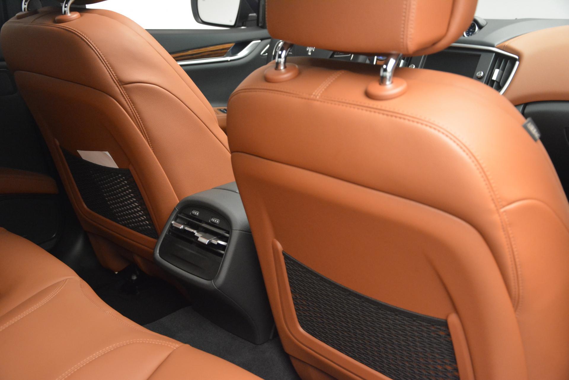 New 2016 Maserati Ghibli S Q4 For Sale In Greenwich, CT 52_p22