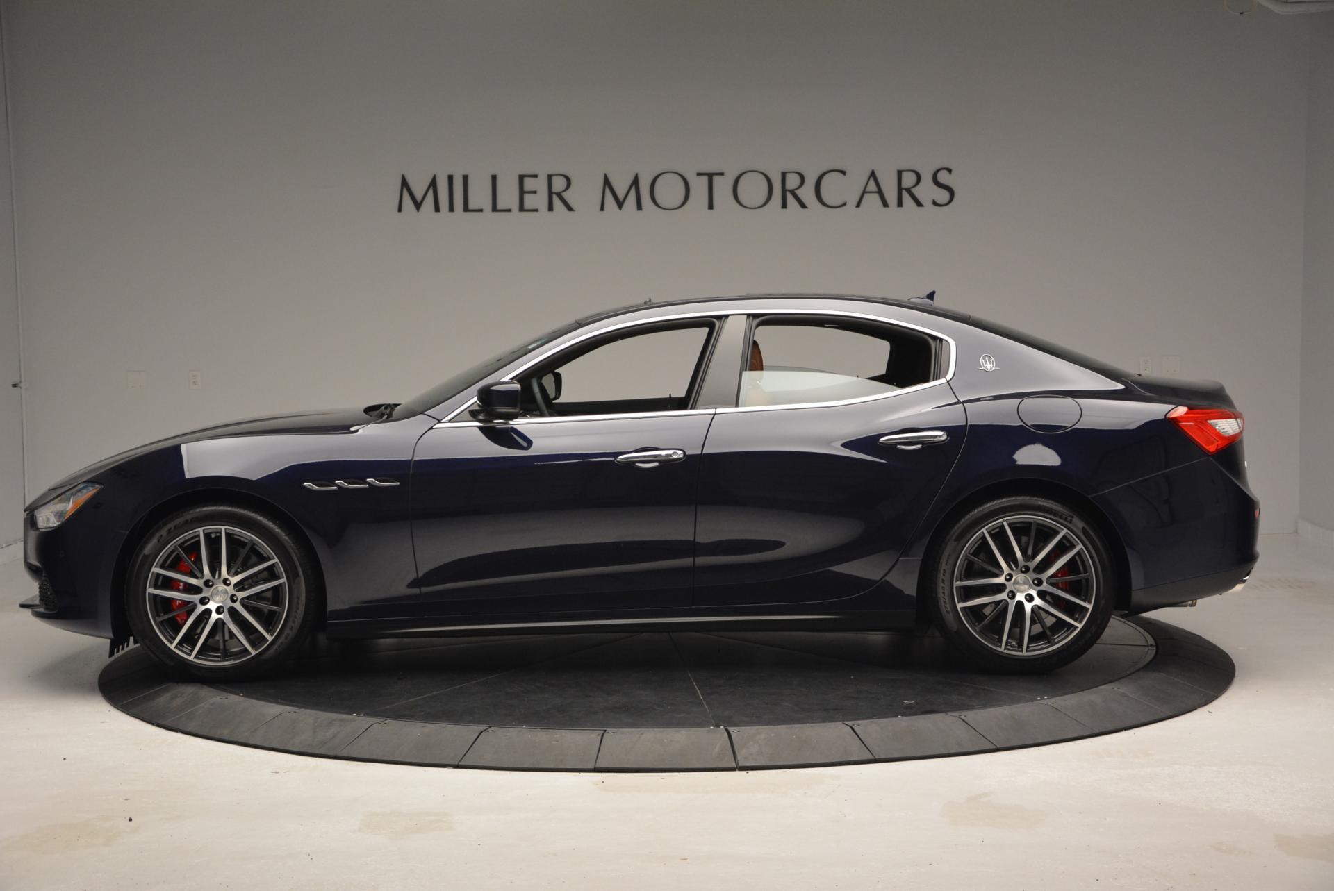 New 2016 Maserati Ghibli S Q4 For Sale In Greenwich, CT 52_p3