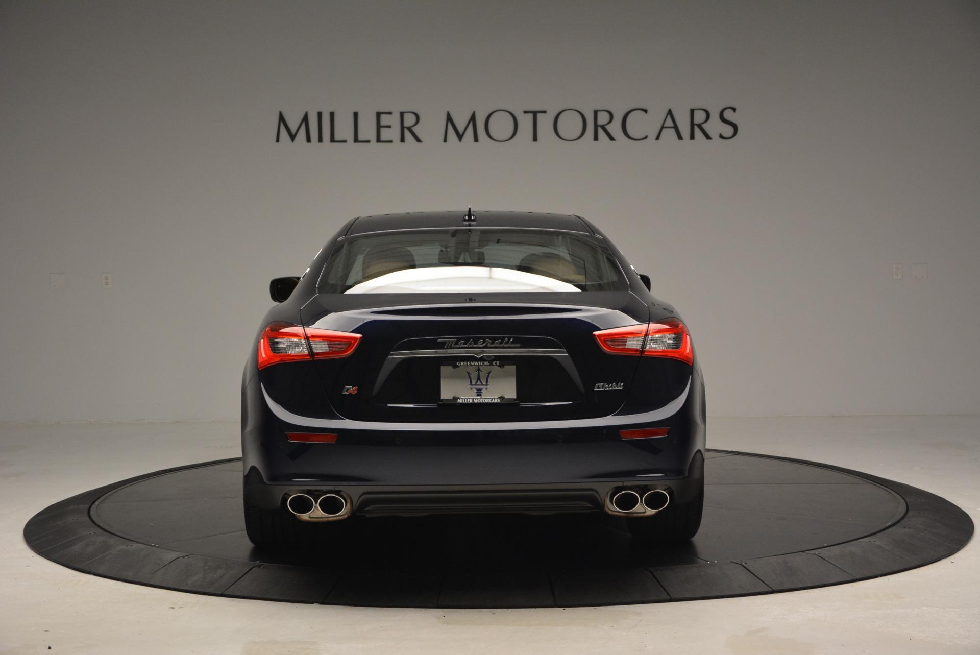 New 2016 Maserati Ghibli S Q4 For Sale In Greenwich, CT 52_p6