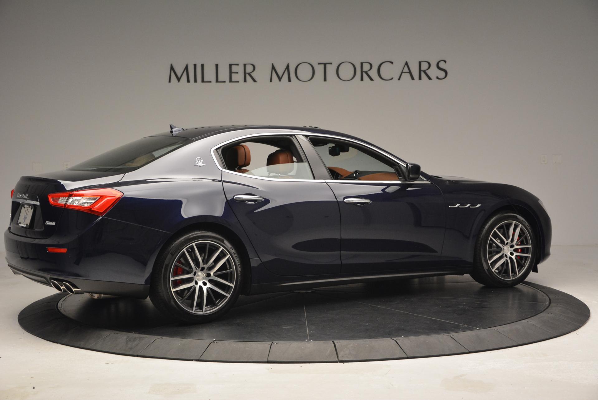 New 2016 Maserati Ghibli S Q4 For Sale In Greenwich, CT 52_p8