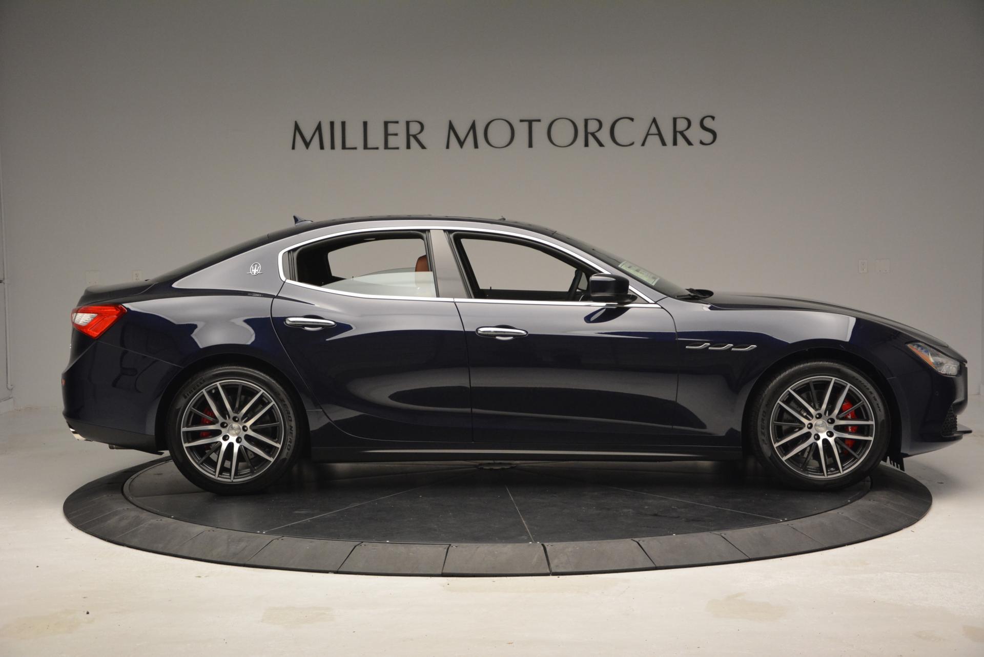 New 2016 Maserati Ghibli S Q4 For Sale In Greenwich, CT 52_p9