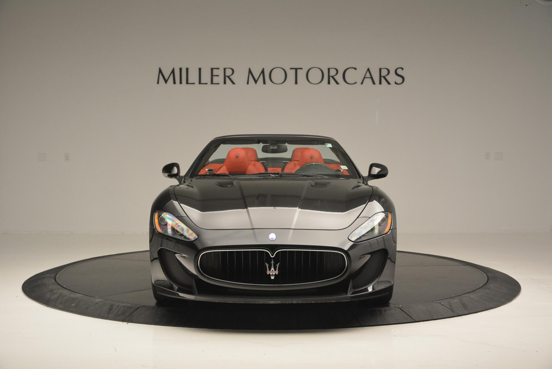 Used 2013 Maserati GranTurismo MC For Sale In Greenwich, CT 521_p12