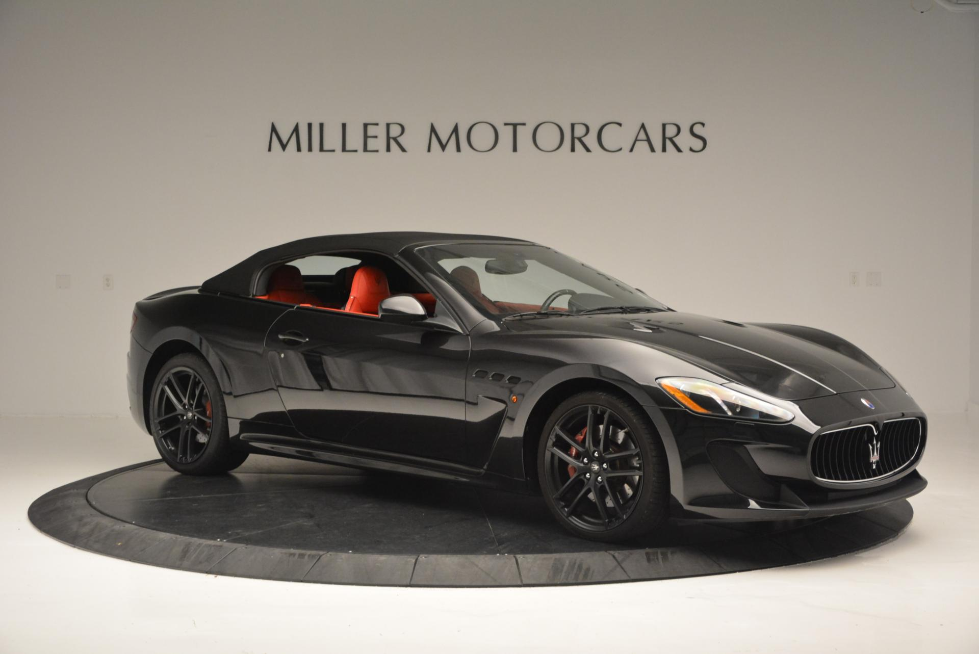 Used 2013 Maserati GranTurismo MC For Sale In Greenwich, CT 521_p17