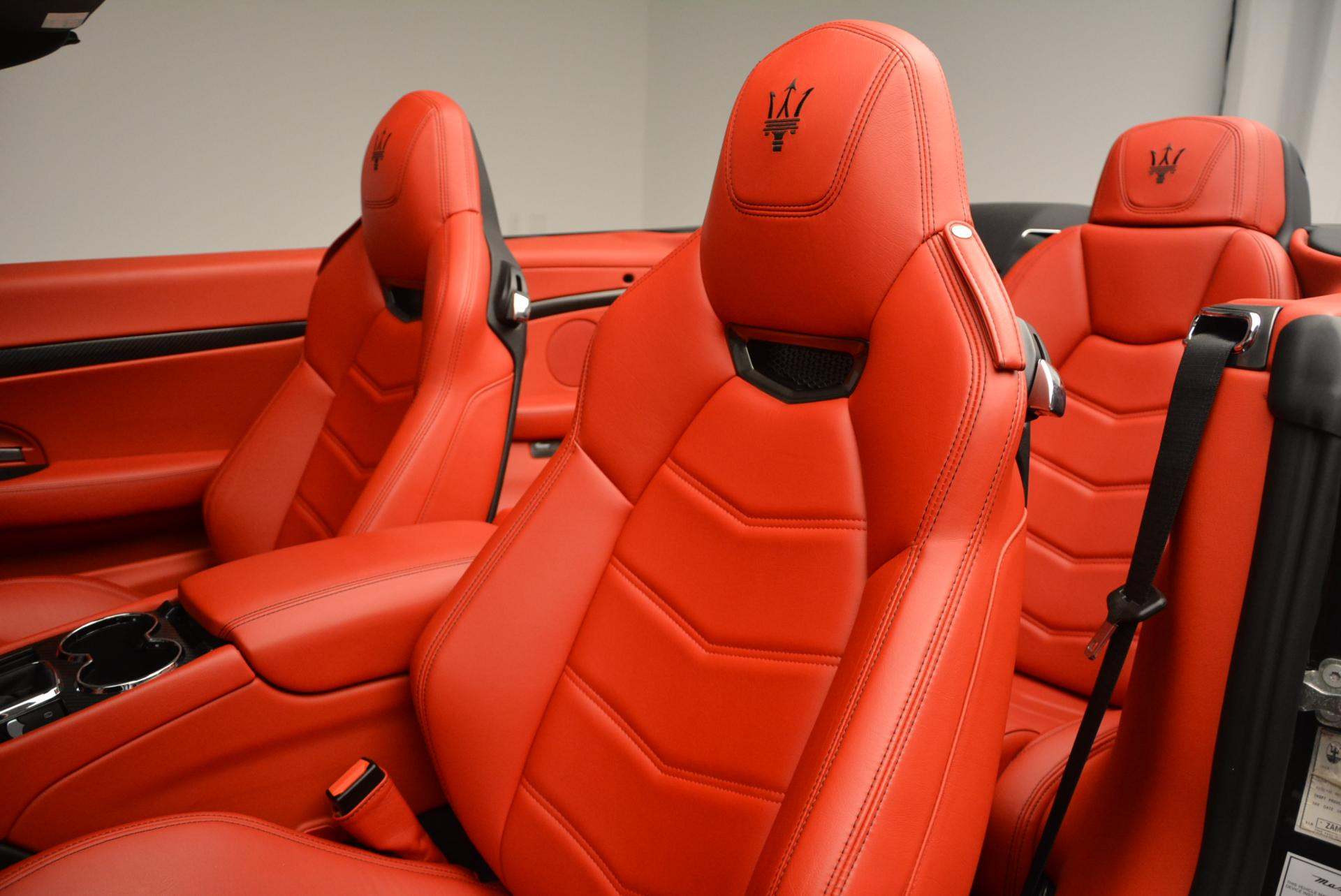 Used 2013 Maserati GranTurismo MC For Sale In Greenwich, CT 521_p24