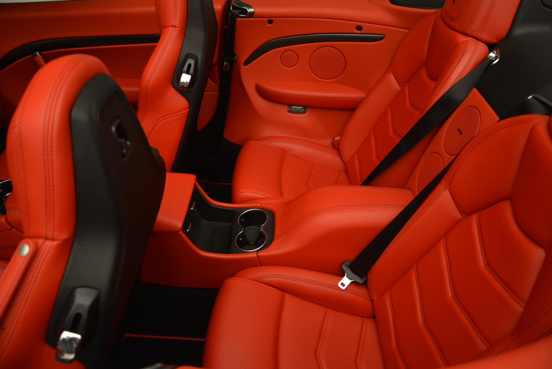 Used 2013 Maserati GranTurismo MC For Sale In Greenwich, CT 521_p25