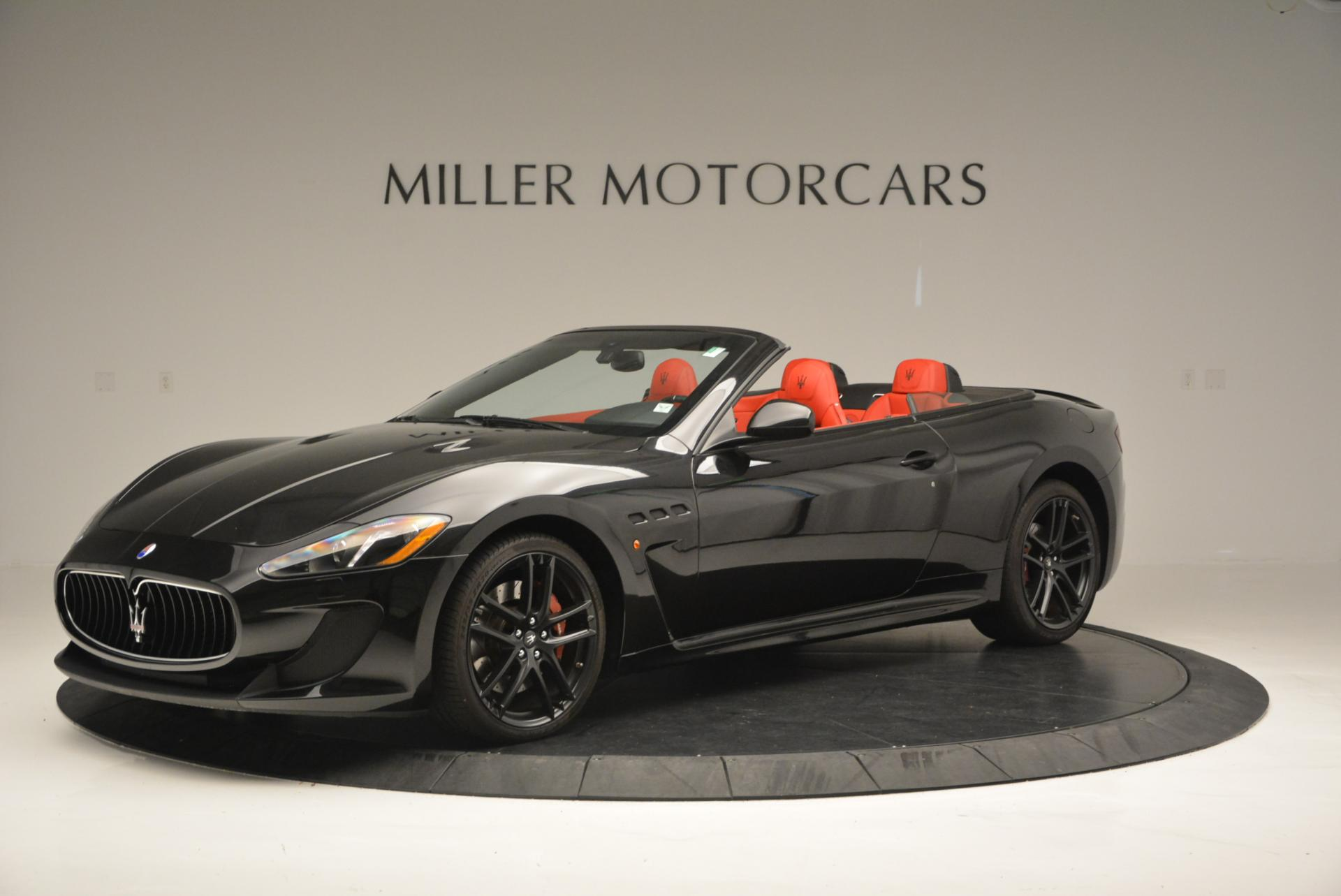 Used 2013 Maserati GranTurismo MC For Sale In Greenwich, CT 521_p2