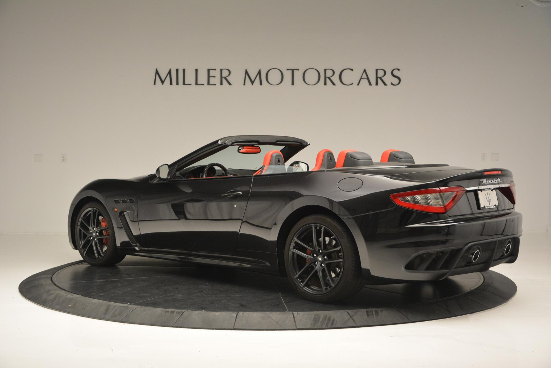 Used 2013 Maserati GranTurismo MC For Sale In Greenwich, CT 521_p4