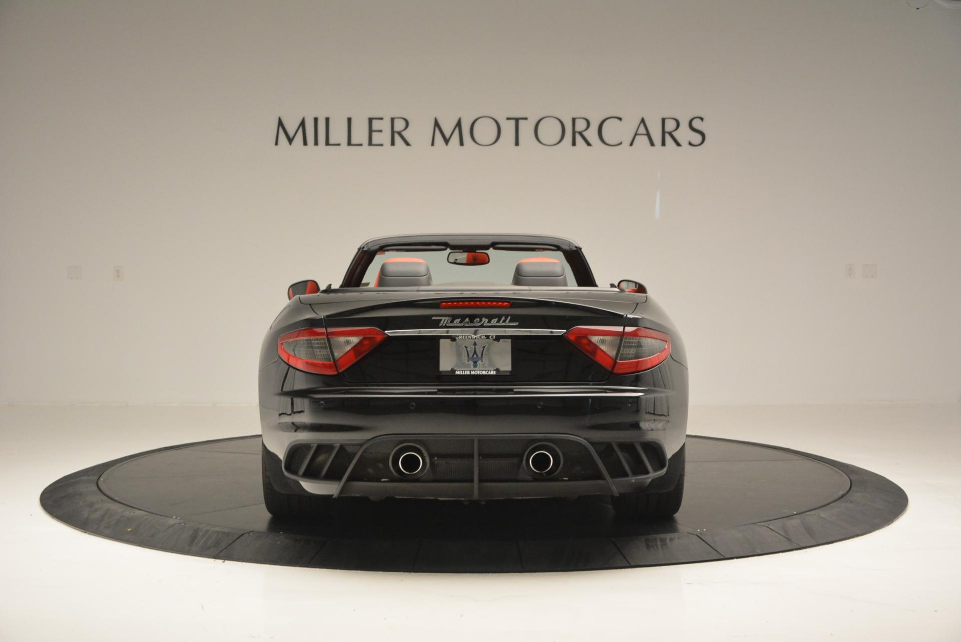 Used 2013 Maserati GranTurismo MC For Sale In Greenwich, CT 521_p6