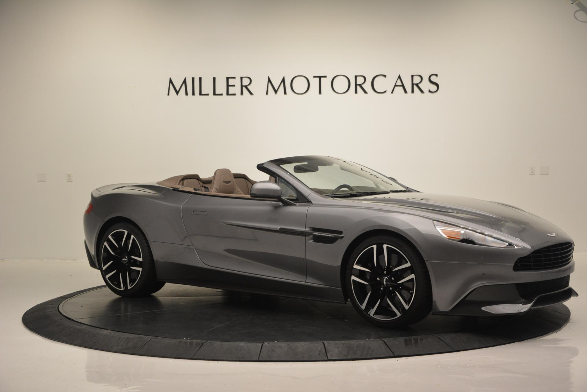 New 2016 Aston Martin Vanquish Volante For Sale In Greenwich, CT 522_p10