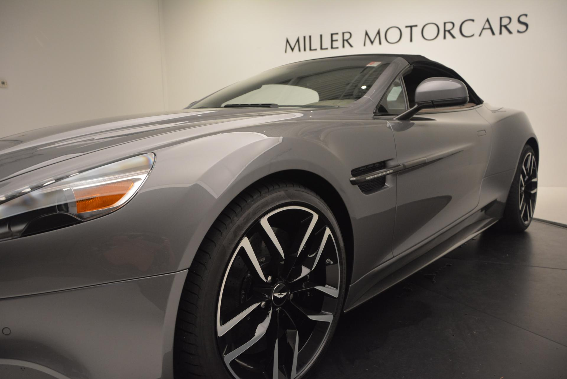 New 2016 Aston Martin Vanquish Volante For Sale In Greenwich, CT 522_p28