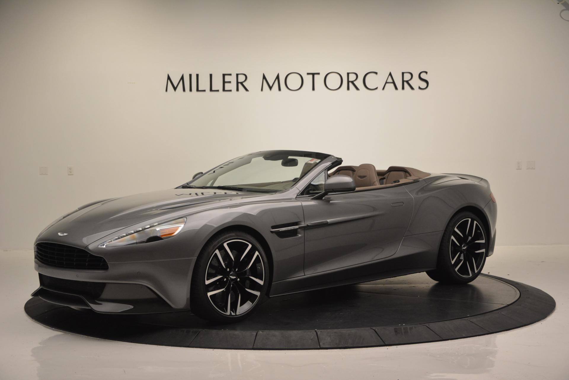 New 2016 Aston Martin Vanquish Volante For Sale In Greenwich, CT 522_p2