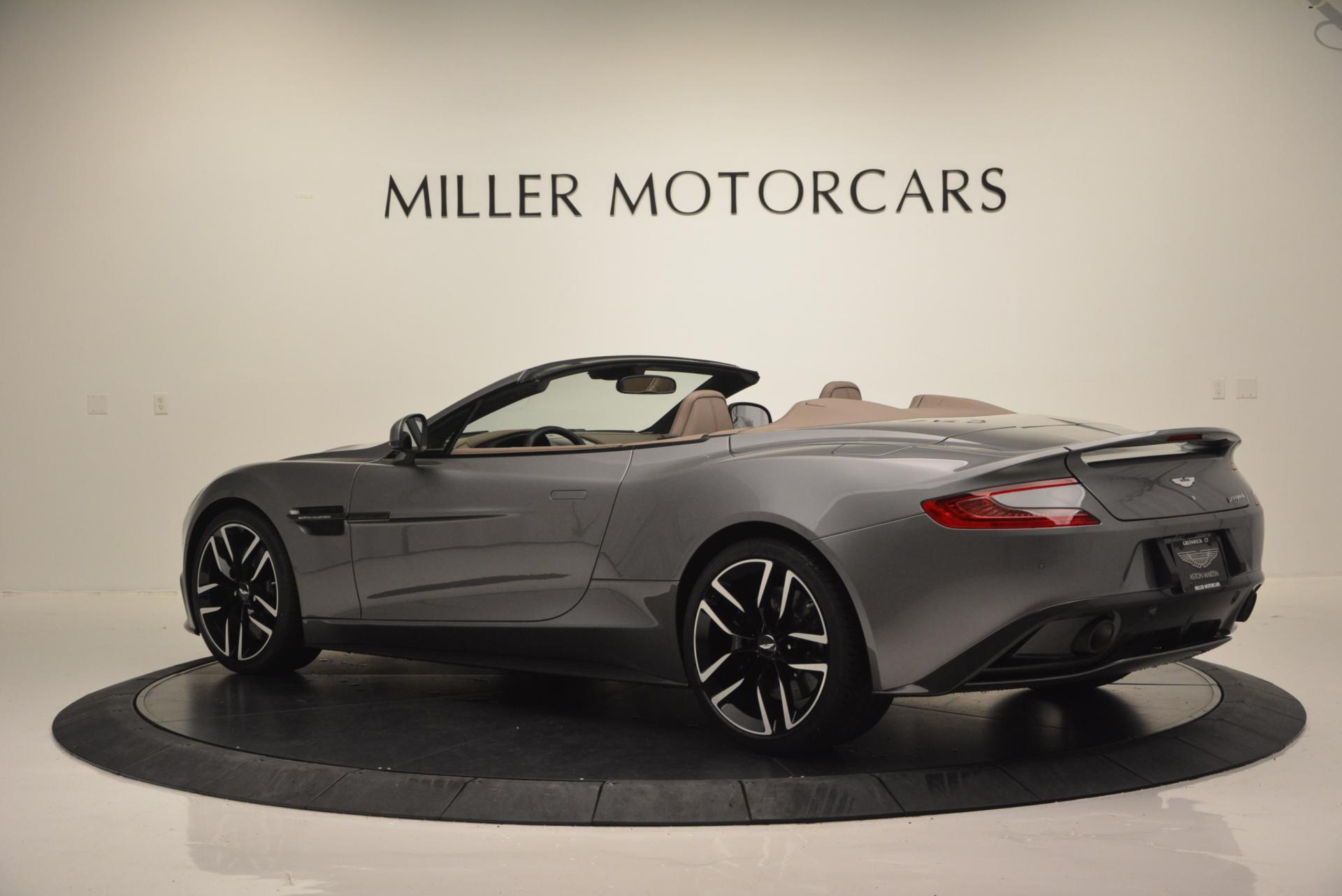 New 2016 Aston Martin Vanquish Volante For Sale In Greenwich, CT 522_p4
