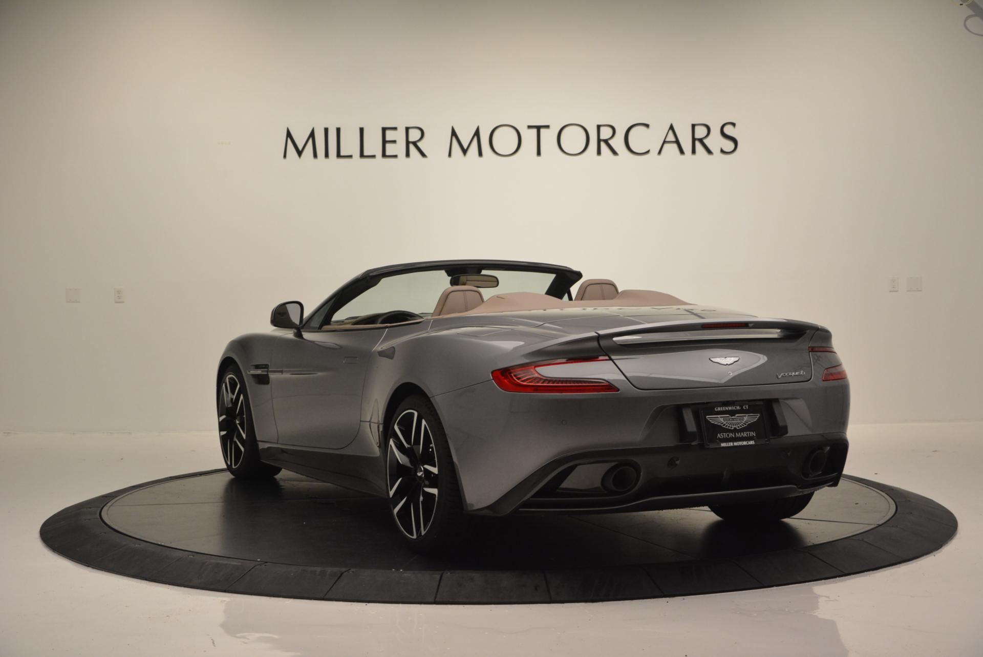 New 2016 Aston Martin Vanquish Volante For Sale In Greenwich, CT 522_p5