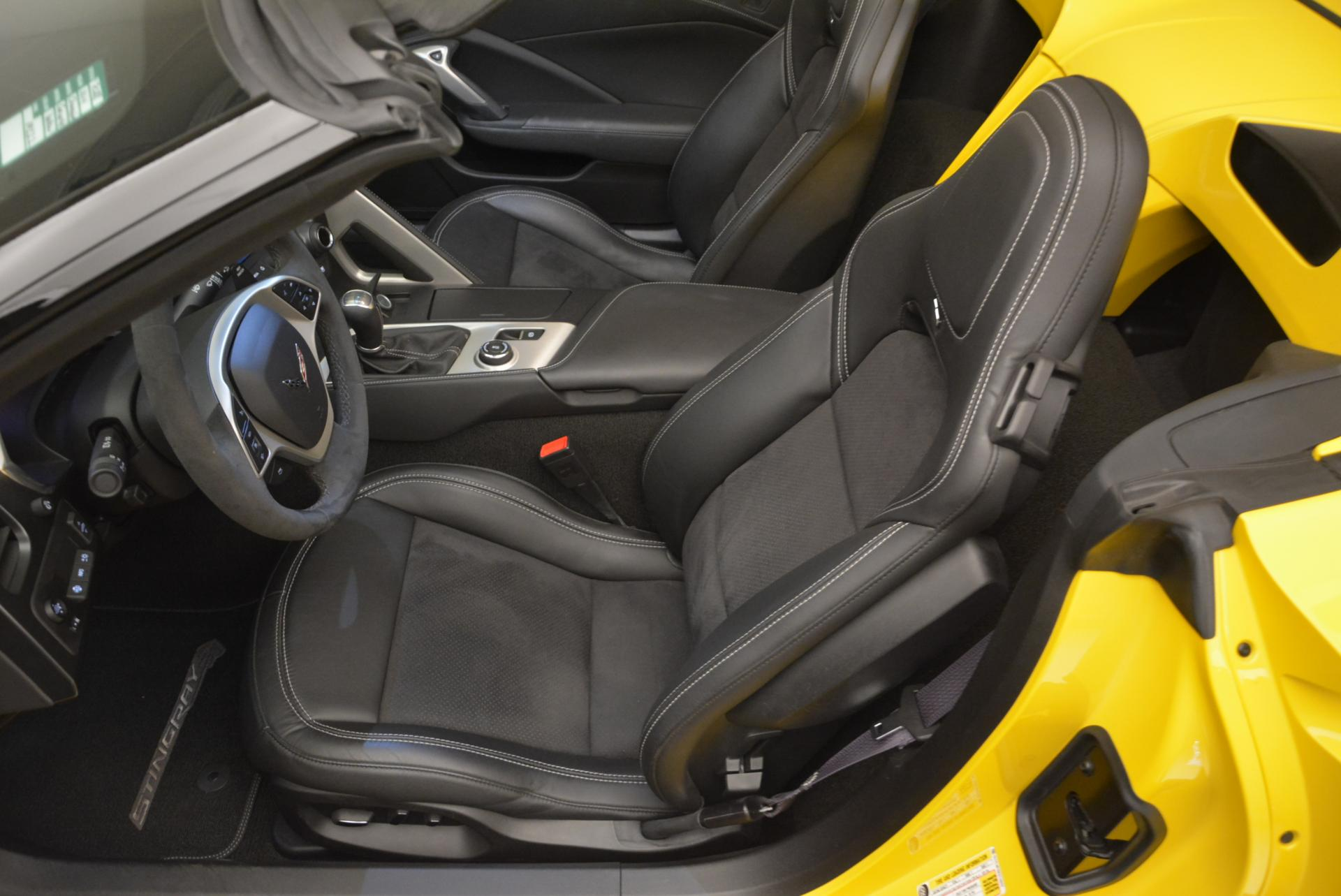 Used 2014 Chevrolet Corvette Stingray Z51 For Sale In Greenwich, CT 523_p14