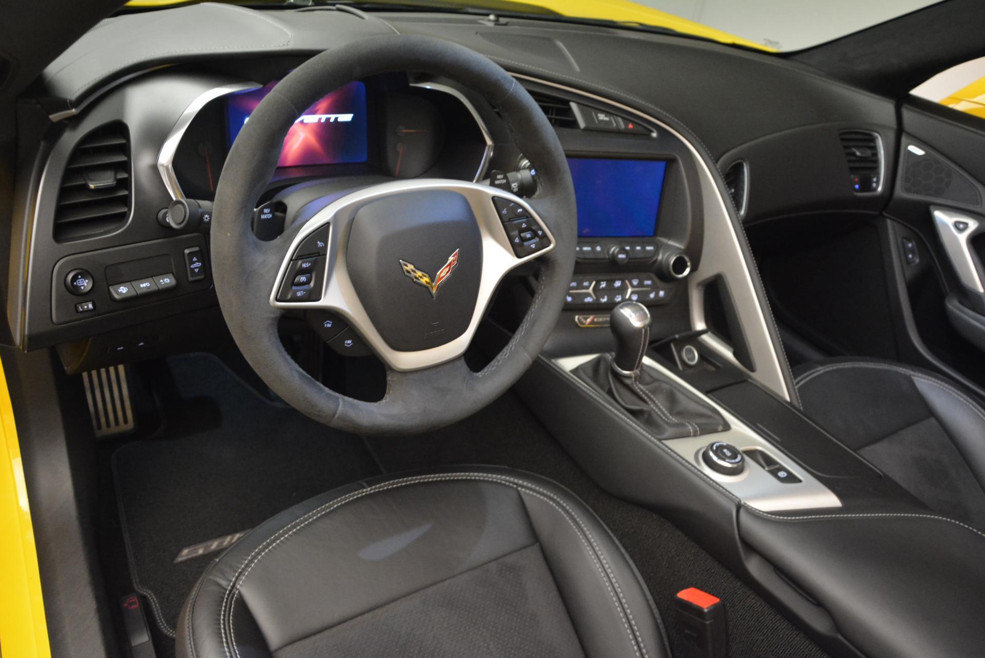 Used 2014 Chevrolet Corvette Stingray Z51 For Sale In Greenwich, CT 523_p15