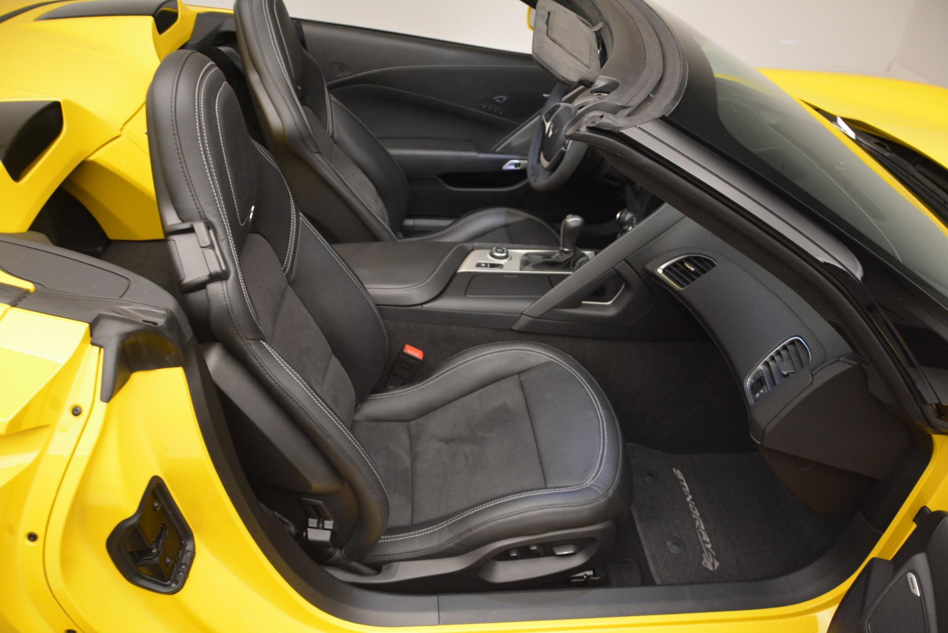 Used 2014 Chevrolet Corvette Stingray Z51 For Sale In Greenwich, CT 523_p19