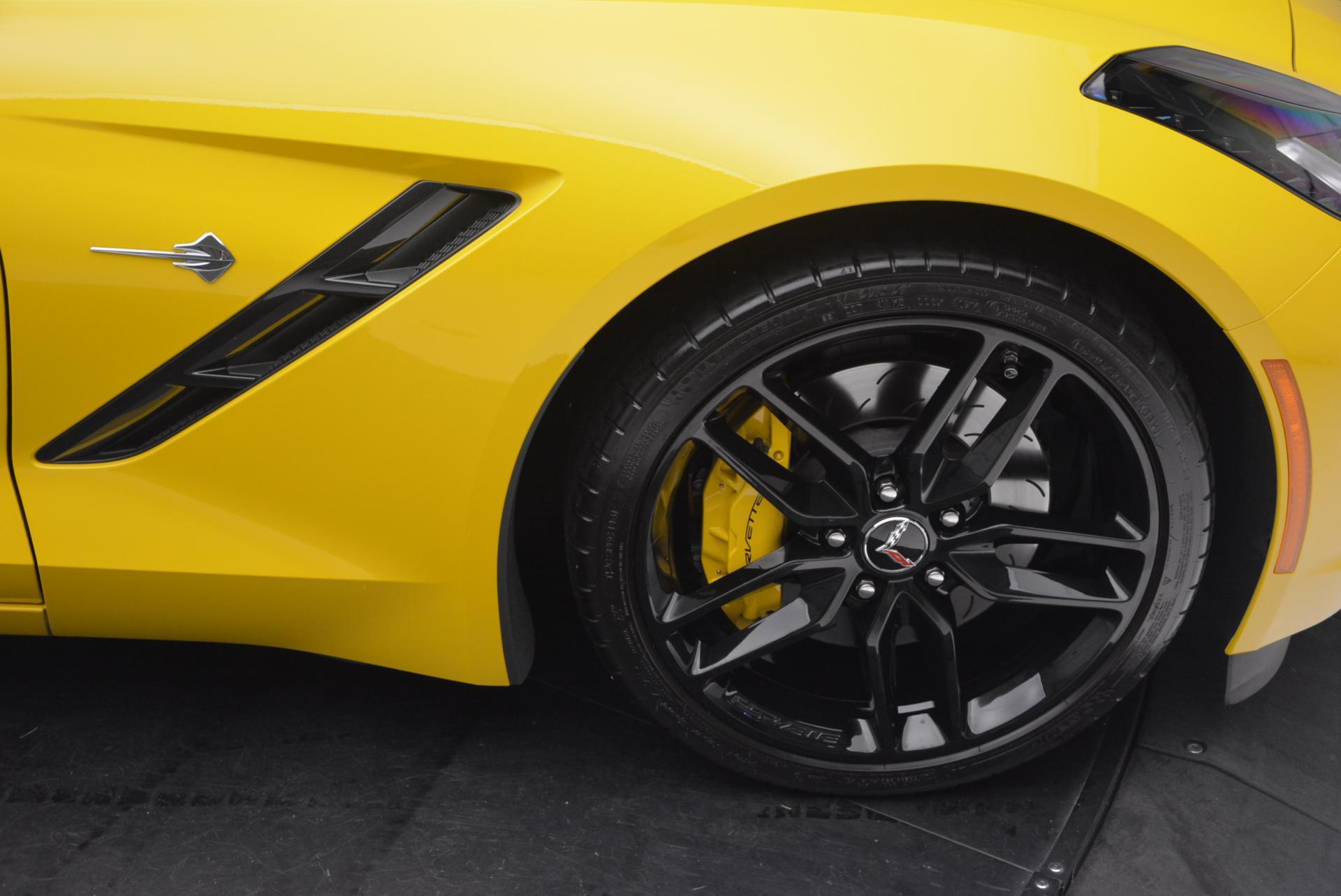 Used 2014 Chevrolet Corvette Stingray Z51 For Sale In Greenwich, CT 523_p21
