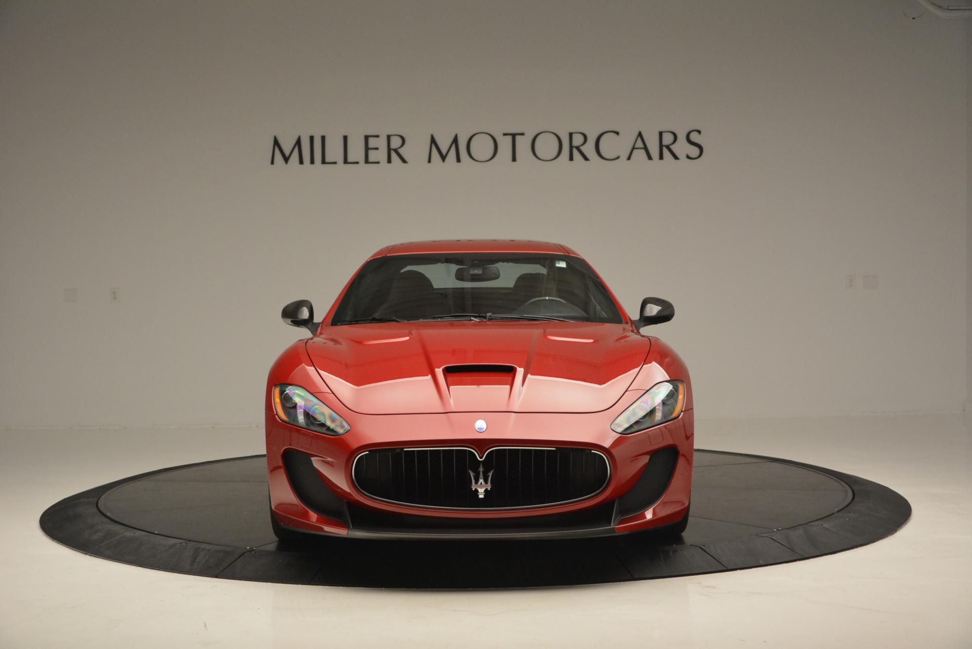 Used 2014 Maserati GranTurismo MC For Sale In Greenwich, CT 525_p12